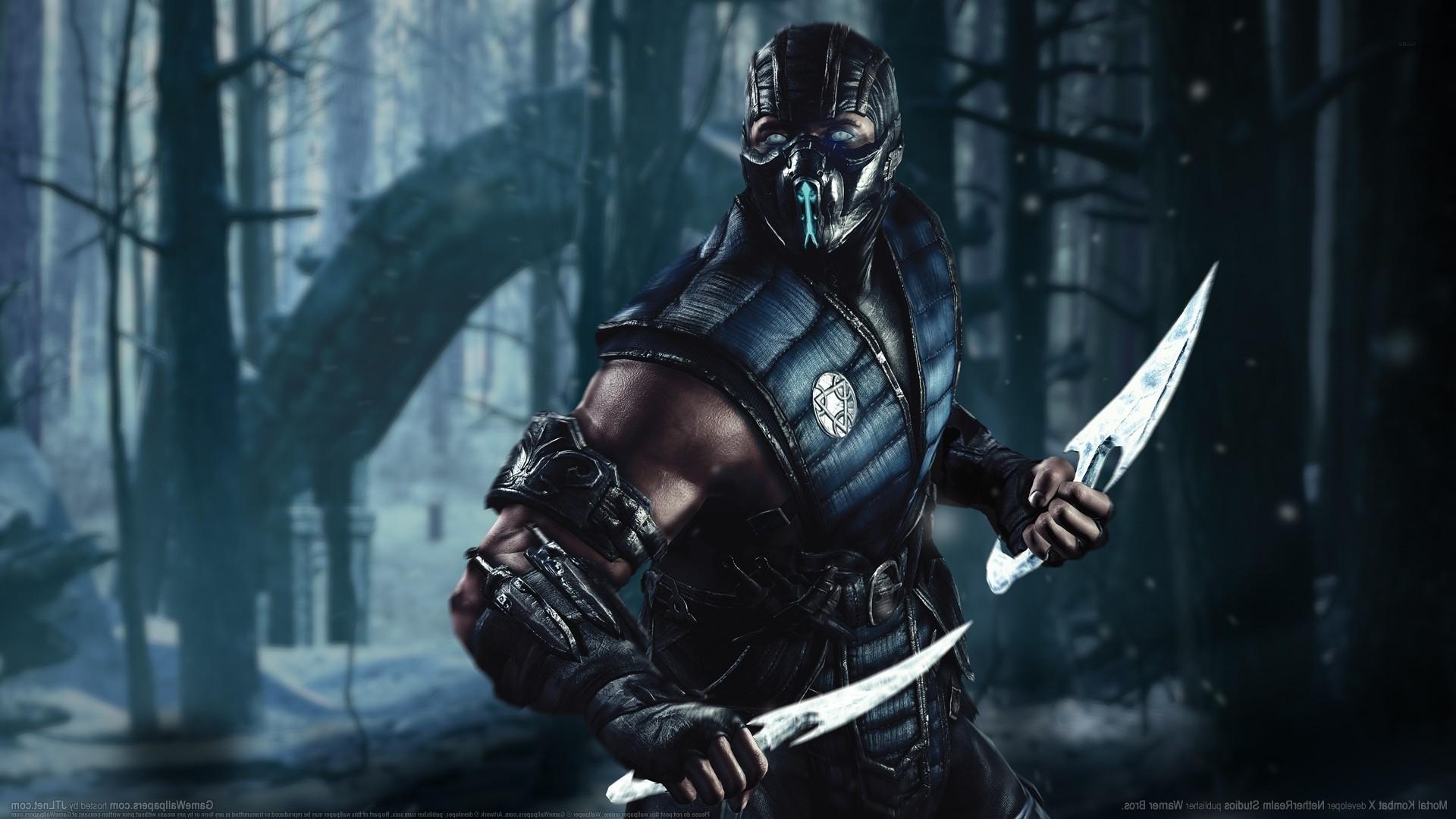 Mortal Kombat X, Mortal Kombat, Sub Zero, Video Games, Sub Zero,. Until Dawn  …