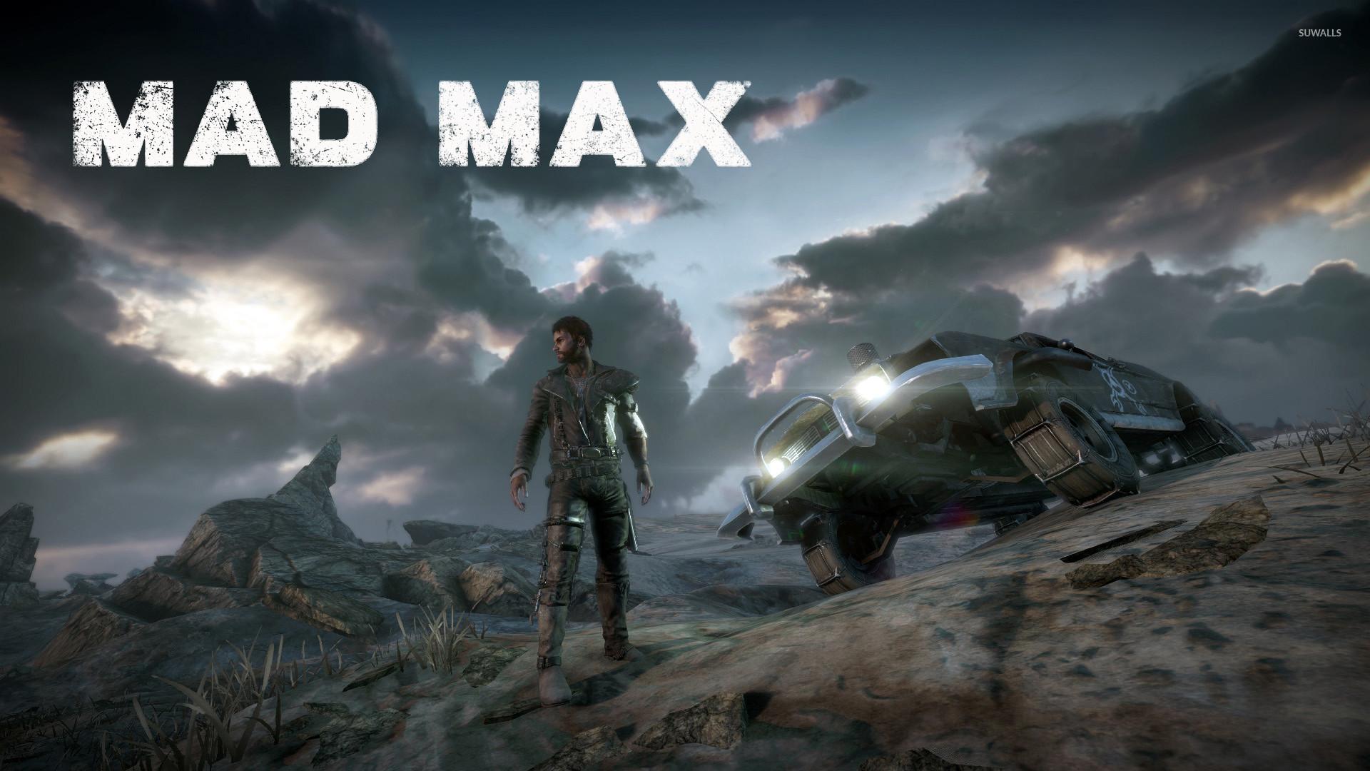 Max in the twilight – Mad Max wallpaper jpg