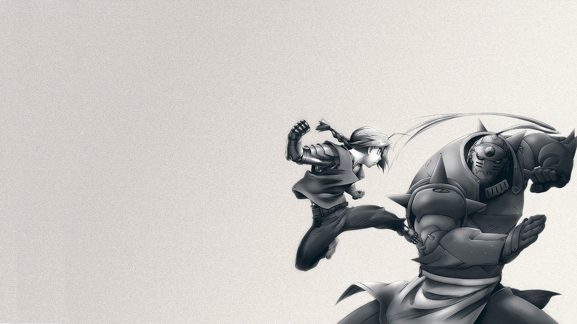 Fullmetal Alchemist HD Wallpaper