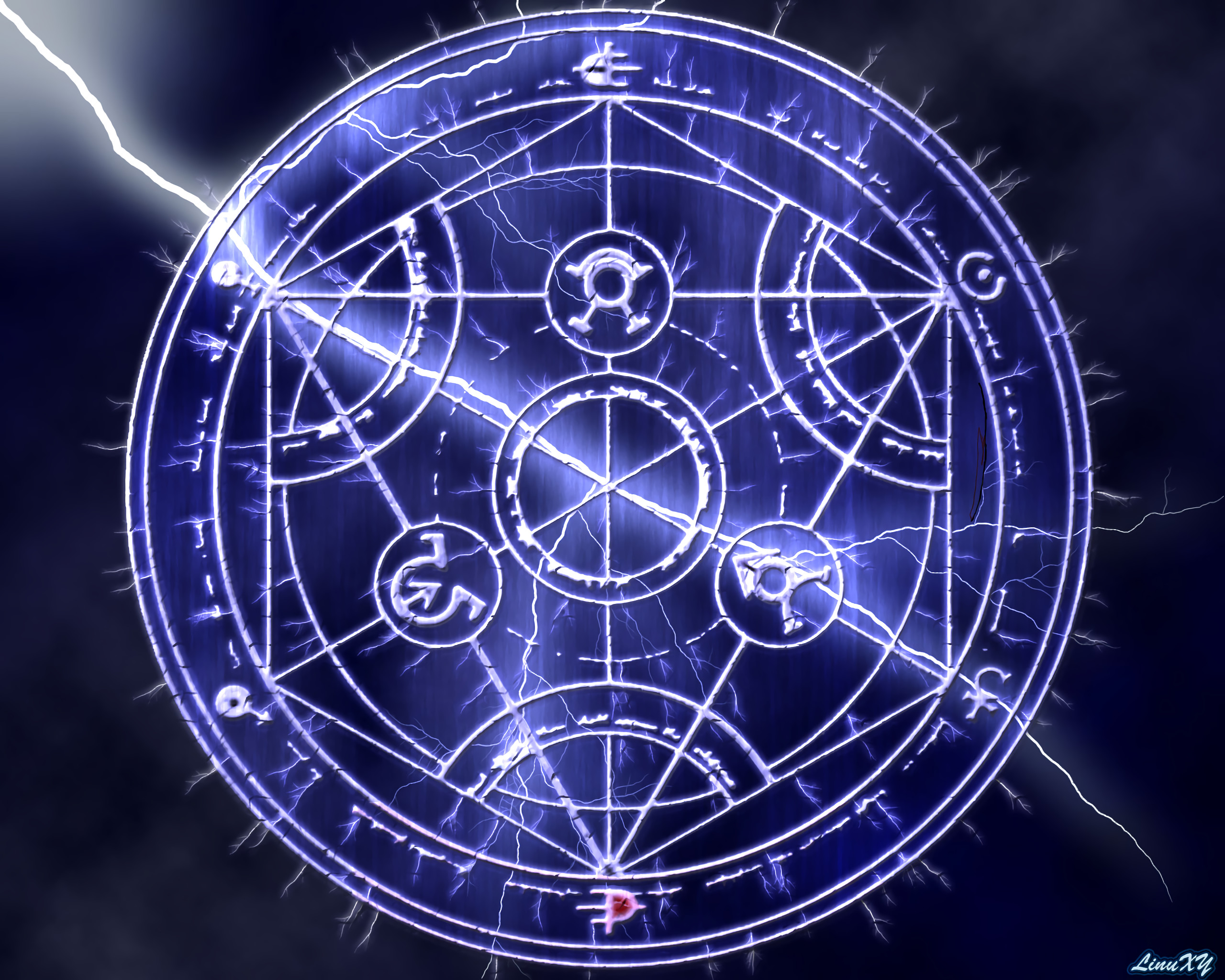 Explore More Wallpapers in the FullMetal Alchemist Subcategory!