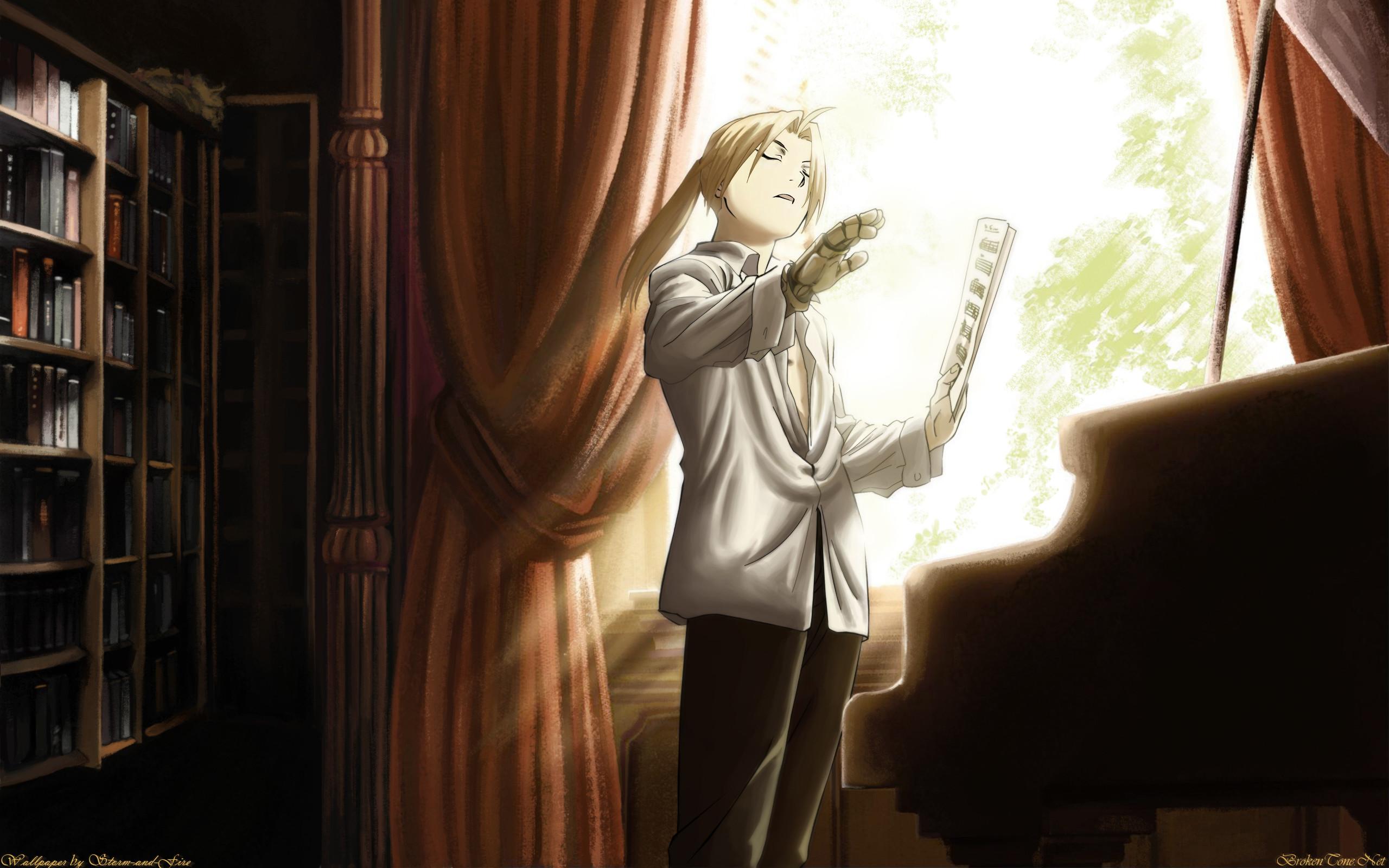 View Fullsize Fullmetal Alchemist Brotherhood Image