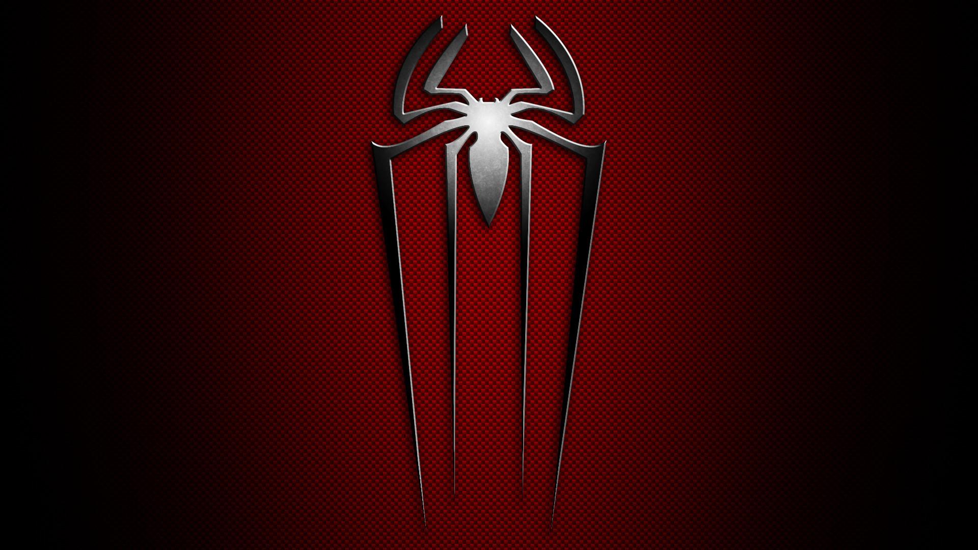 … HD Spiderman Logo Wallpaper