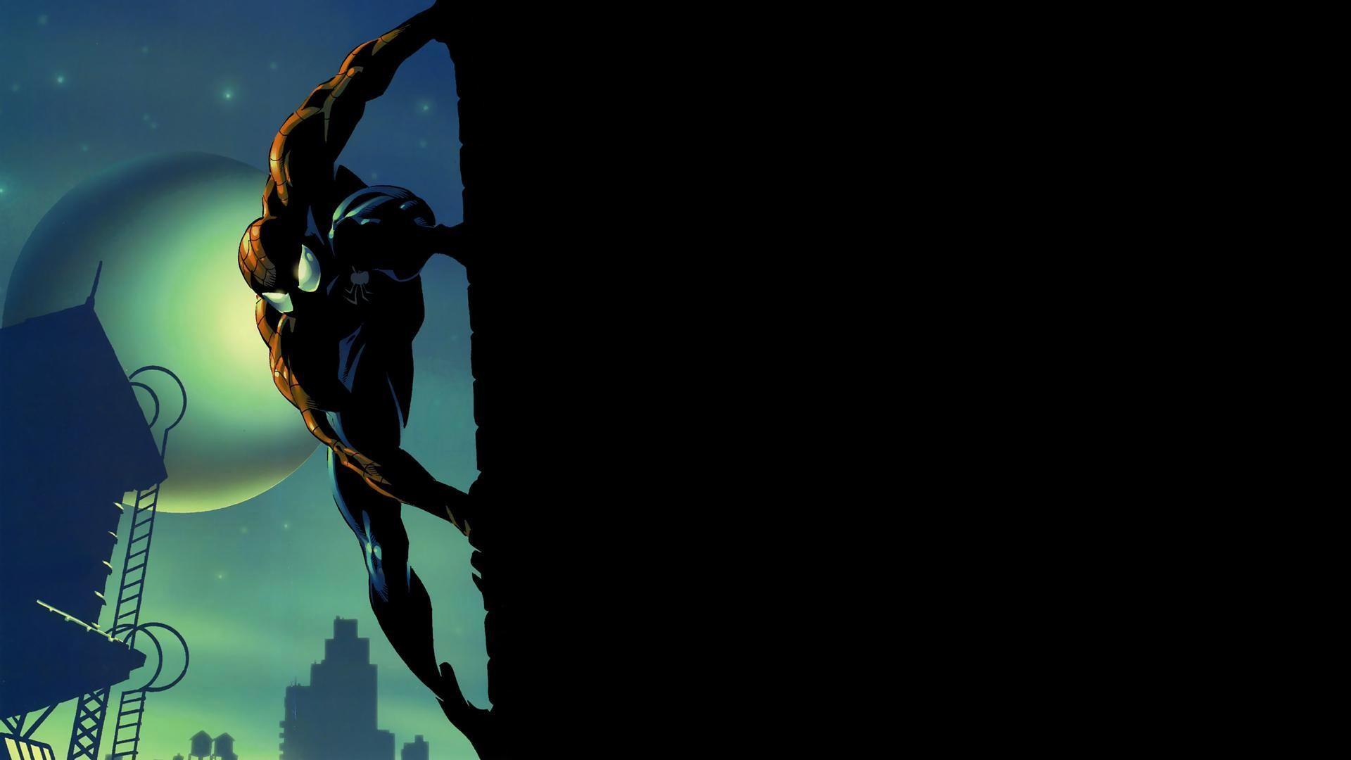 wallpaper.wiki-Black-Spiderman-Iphone-Photo-PIC-WPD0011556