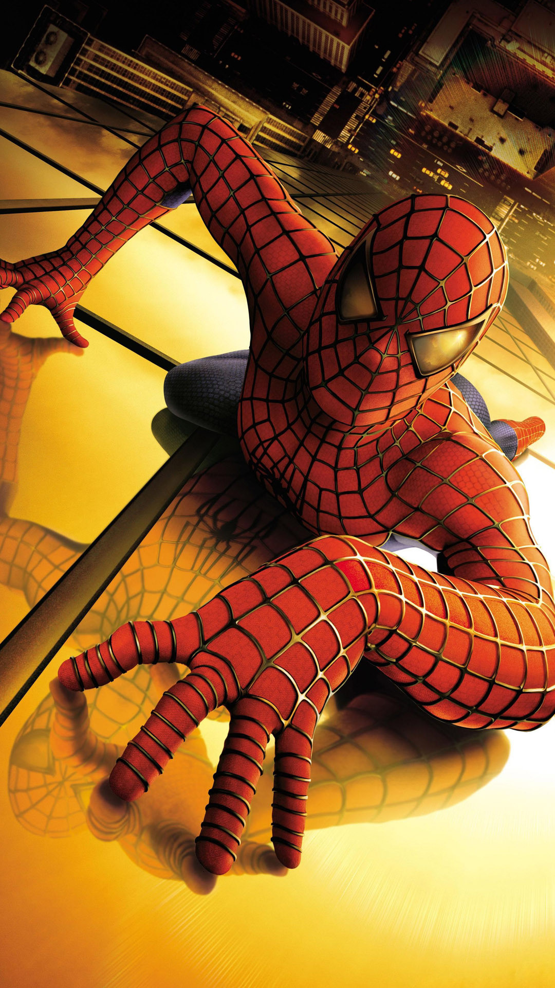 Battle Spiderman. Tap to see more The Spiderman iPhone wallpapers,  backgrounds, fondos.
