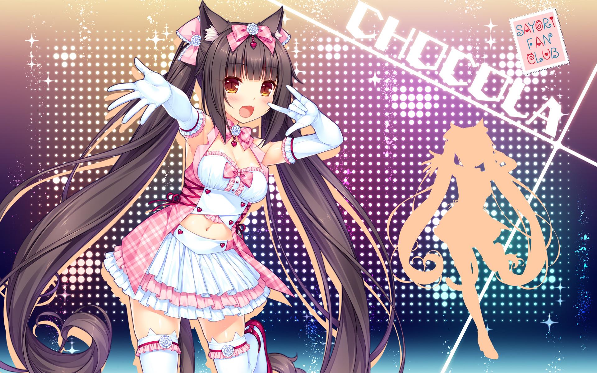 Anime – Nekopara Chocola (Nekopara) Wallpaper