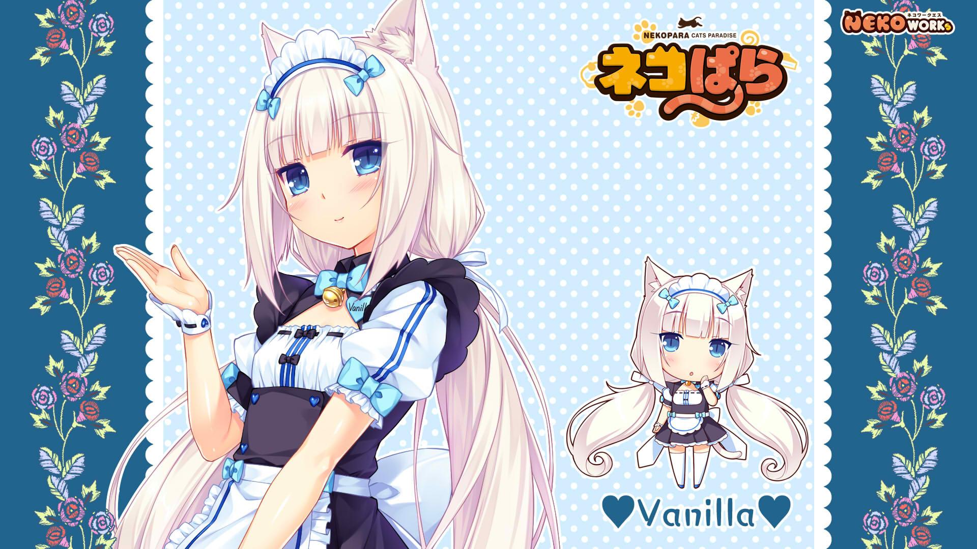Anime – Nekopara Wallpaper