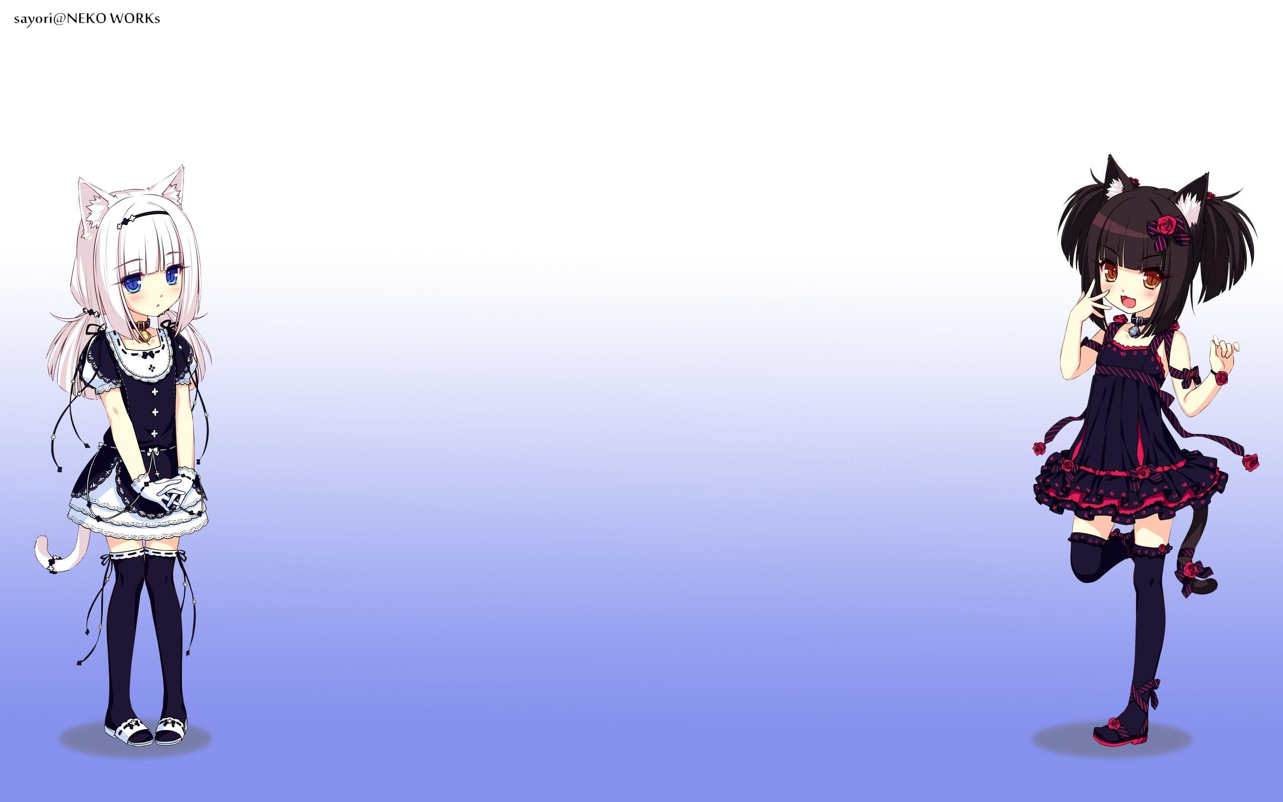 #1677830, nekopara category – Free screensaver nekopara wallpaper