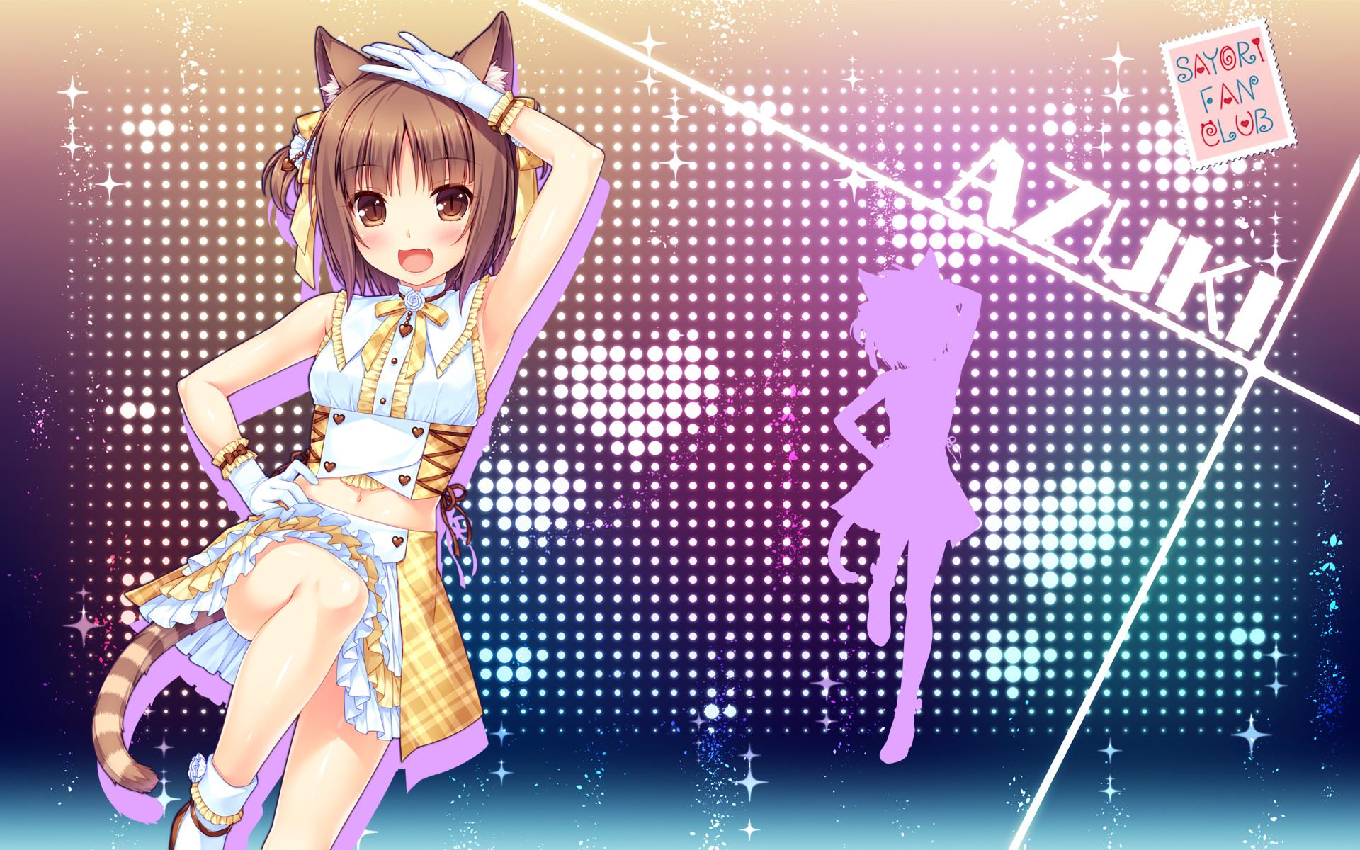 Anime – Nekopara Azuki (Nekopara) Wallpaper