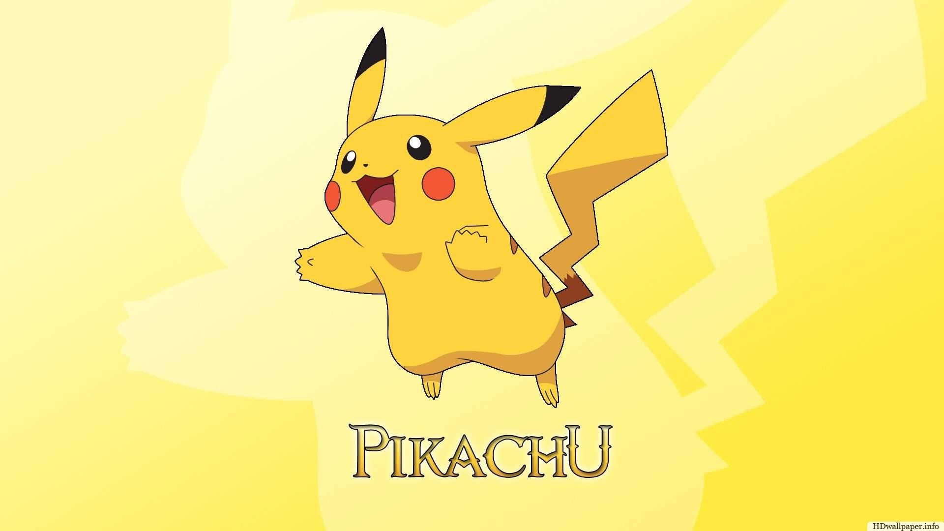 pikachu wallpaper cute id: 3335 / credit