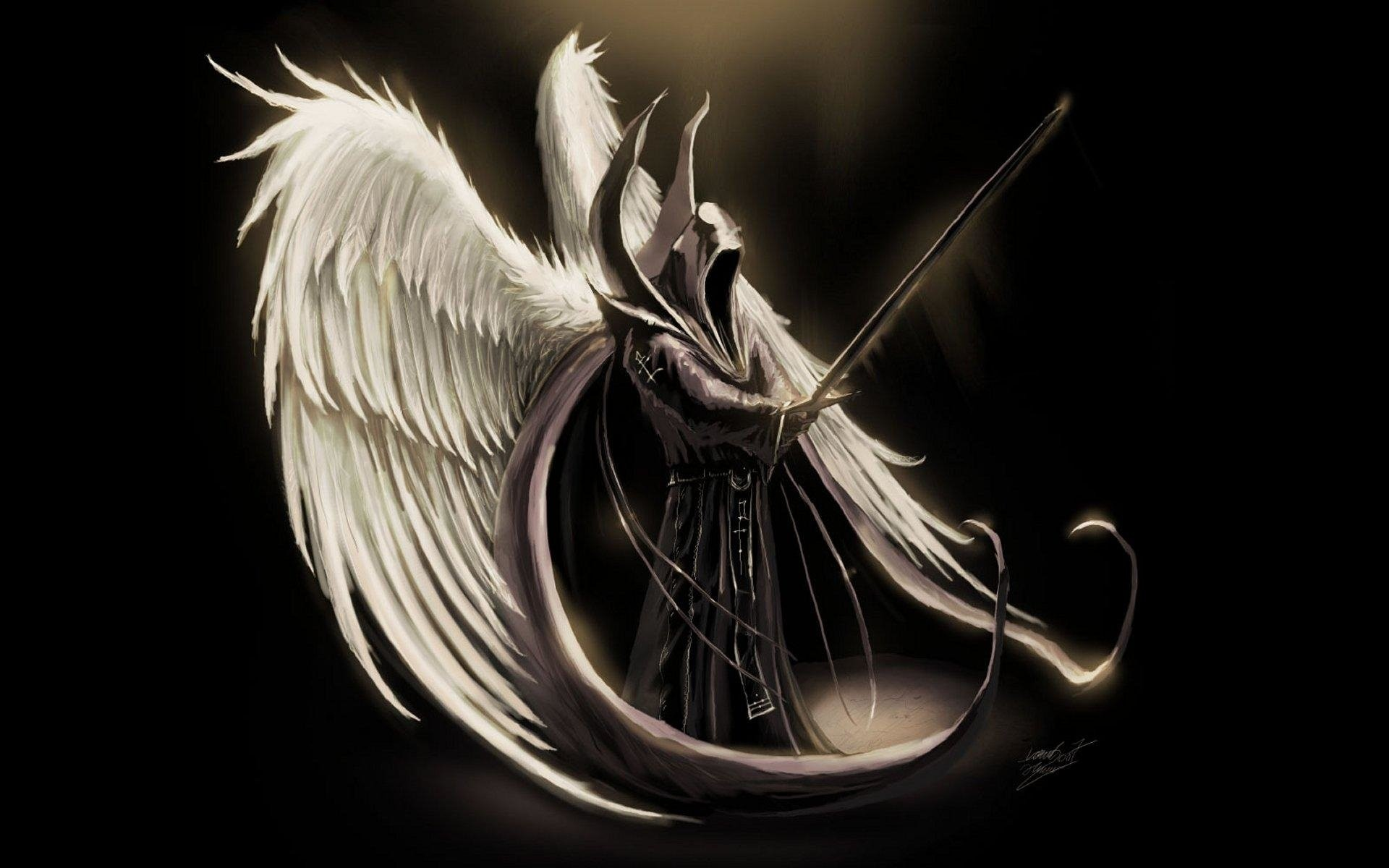 HD Wallpaper | Background ID:55565. Fantasy Angel Warrior