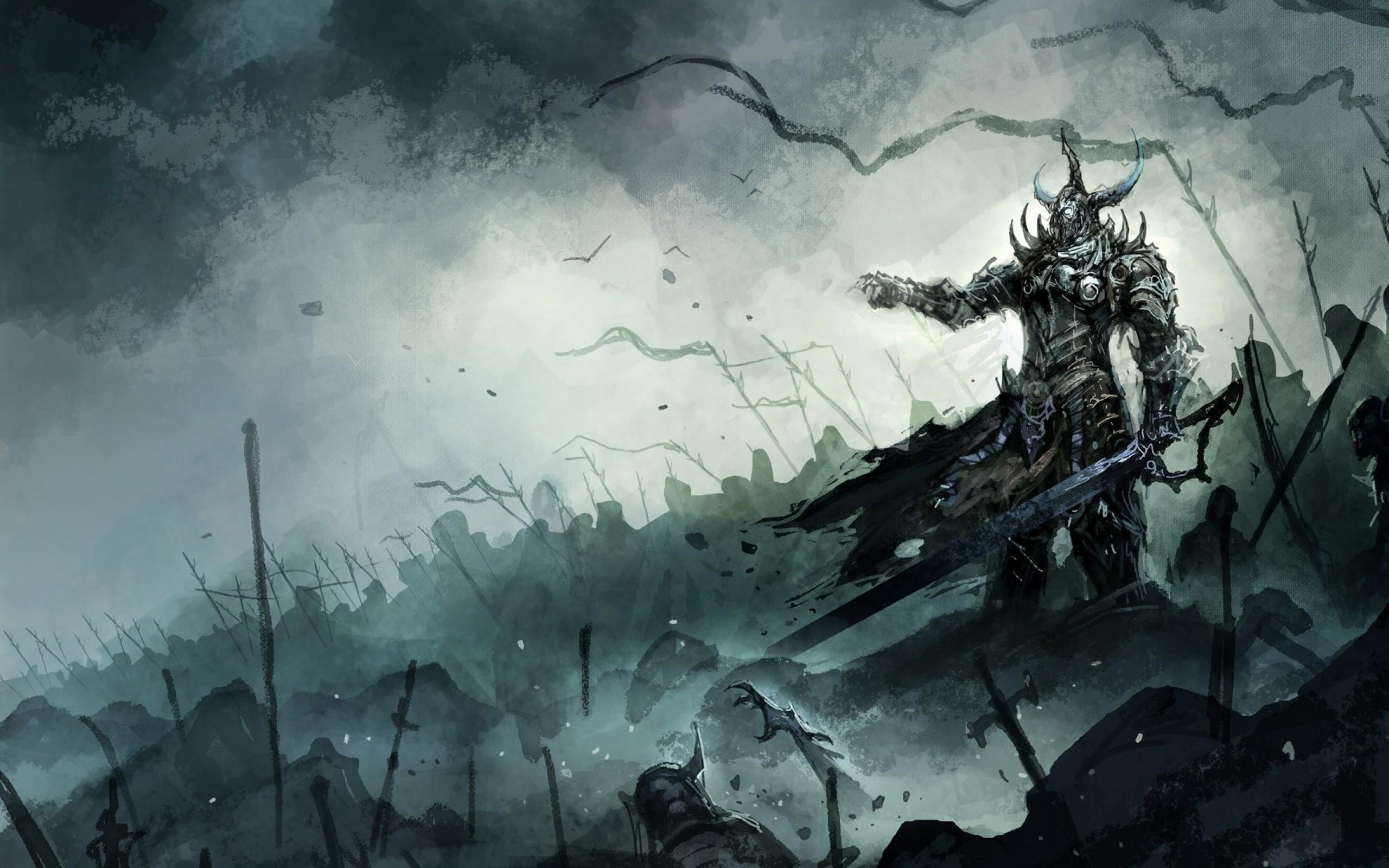 HD Wallpaper | Background ID:372750. Fantasy Warrior