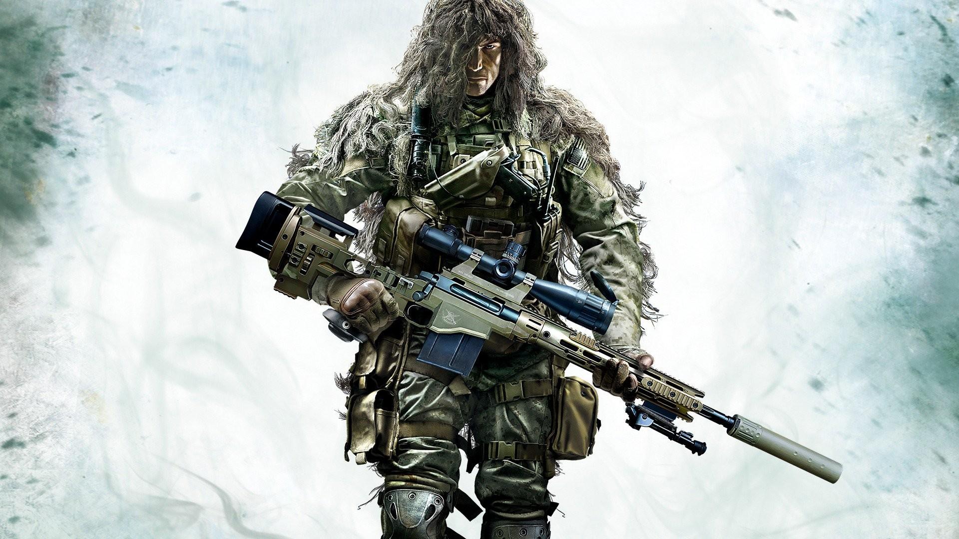 16 Sniper: Ghost Warrior 2 HD Wallpapers | Backgrounds – Wallpaper