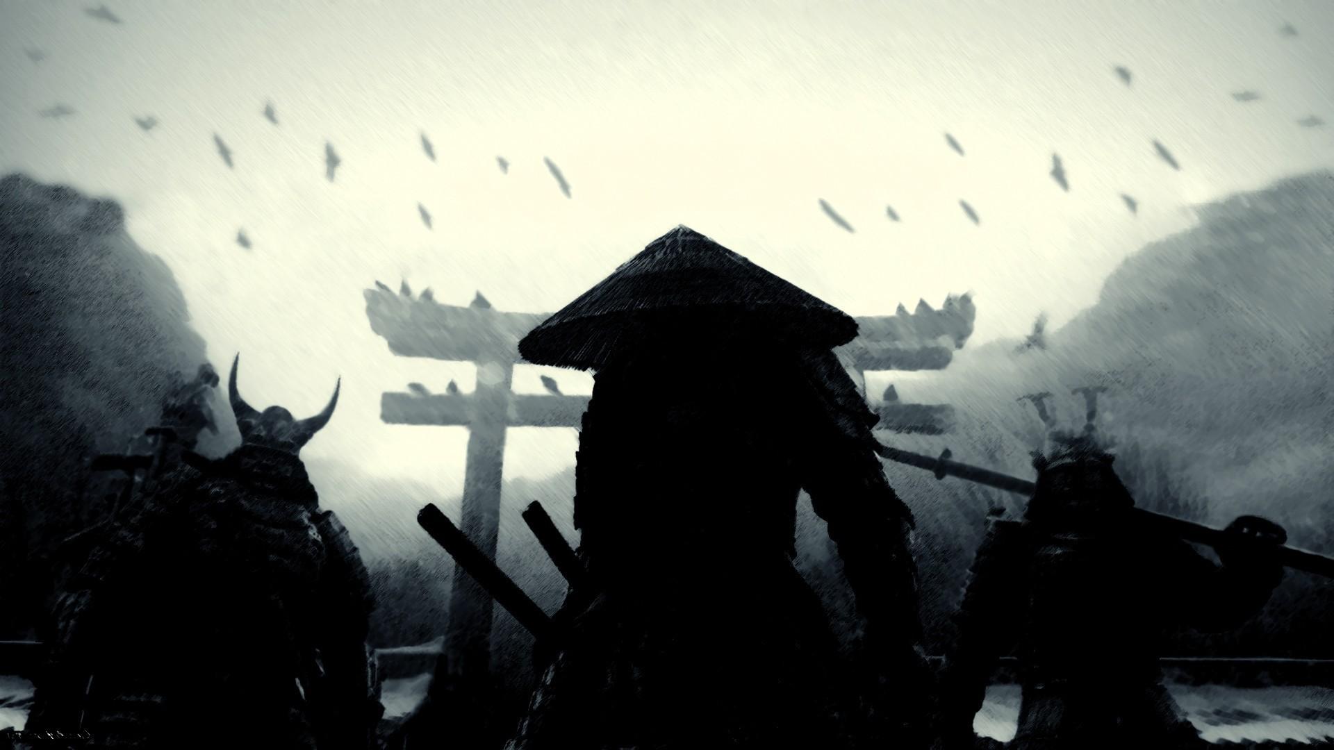 Samurai warriors – Sucker Punch Wallpaper #6891