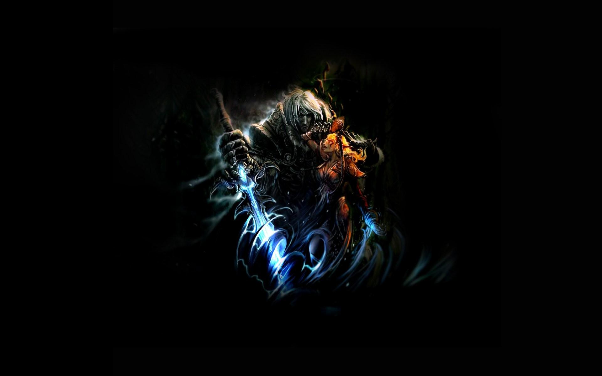 couple, wallpaper, warrior League Of Legends Twitch Banner wallpaper – 92563