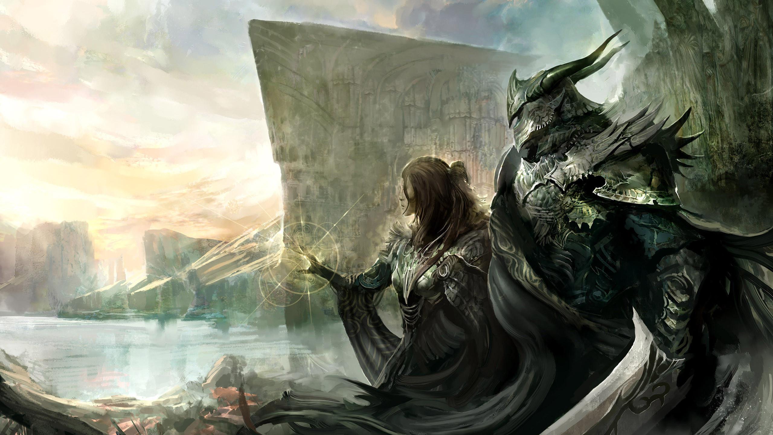 HD Wallpaper | Background ID:463133. Fantasy Warrior