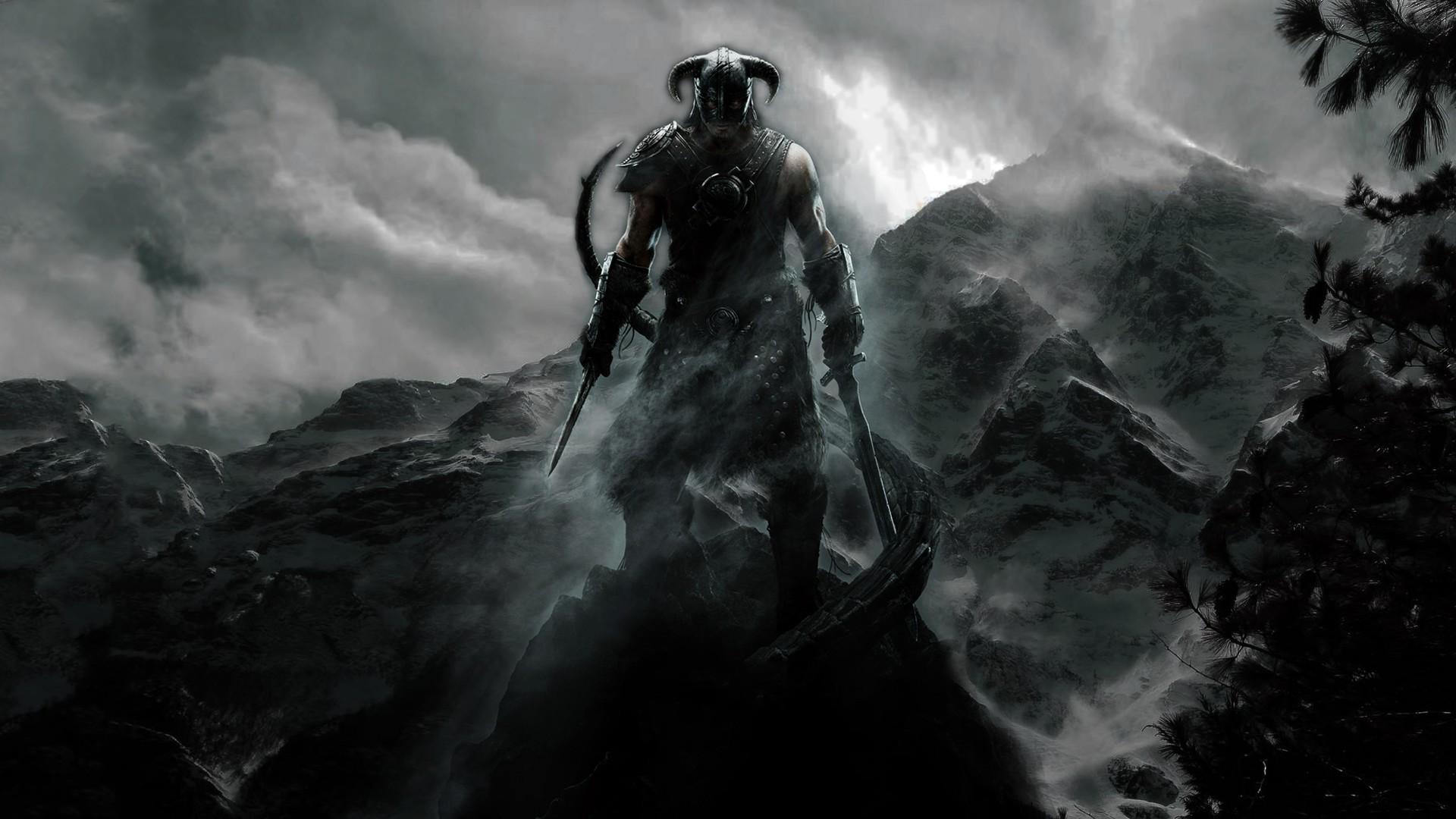 the elder scrolls warrior