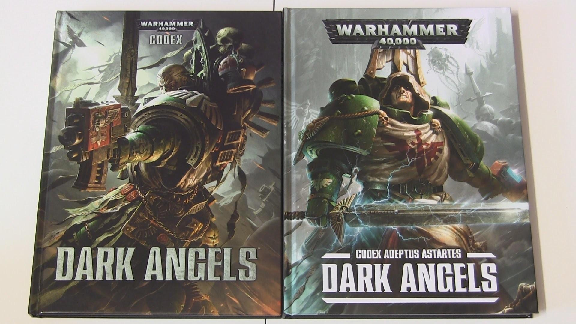 New Dark Angels Codex (Warhammer 40,000) – Overview
