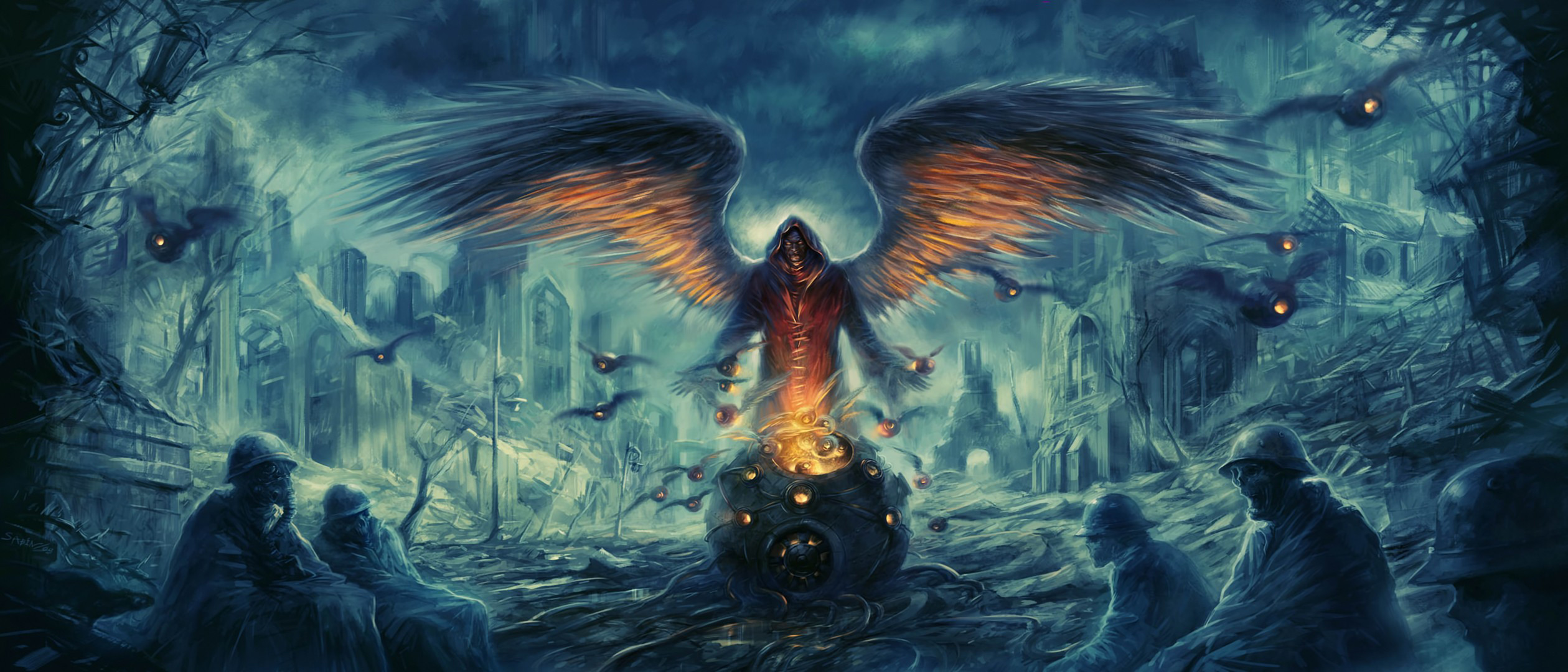 Dark Angel Wallpaper Android Apps on Google Play 1440×769 Dark Angel  Wallpaper (40