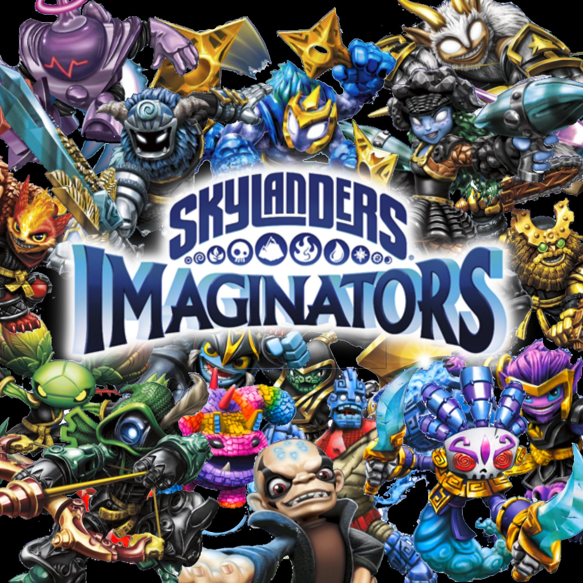 Image – Skylanders Imaginators Wallpaper.jpg | Skylanders Wiki | FANDOM  powered by Wikia