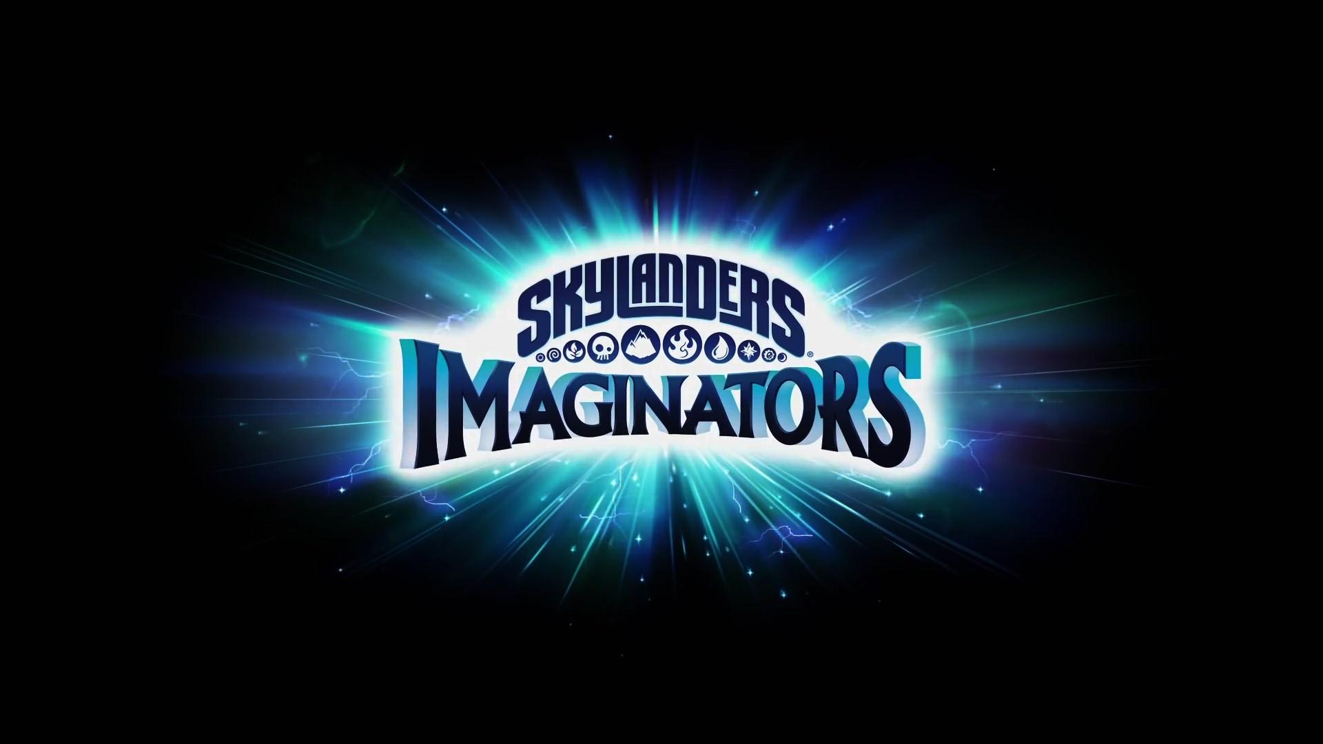 Skylanders Imaginators Logo Wallpaper 01311
