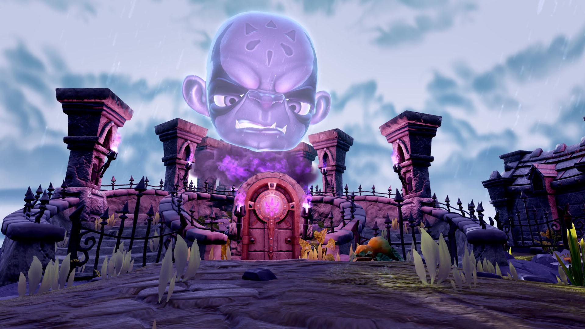 Skylanders: Trap Team – Kaos Doom Challenge Mode wallpaper