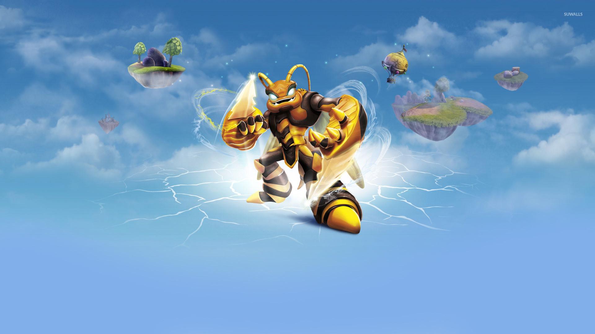 Swarm – Skylanders: Giants : Desktop and mobile wallpaper : Wallippo