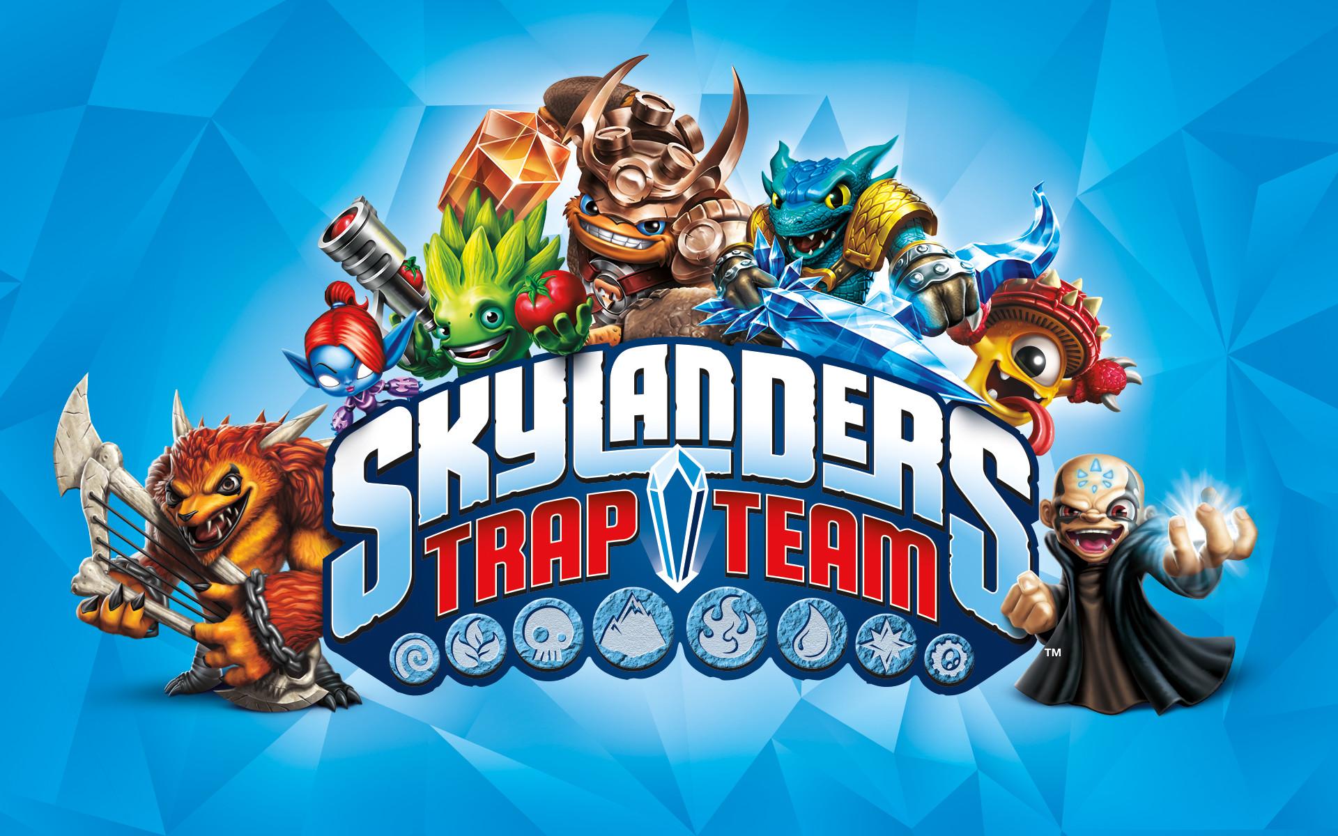 Image – Trap Team Wallpaper.png | Skylanders Fan Wiki | FANDOM powered by  Wikia