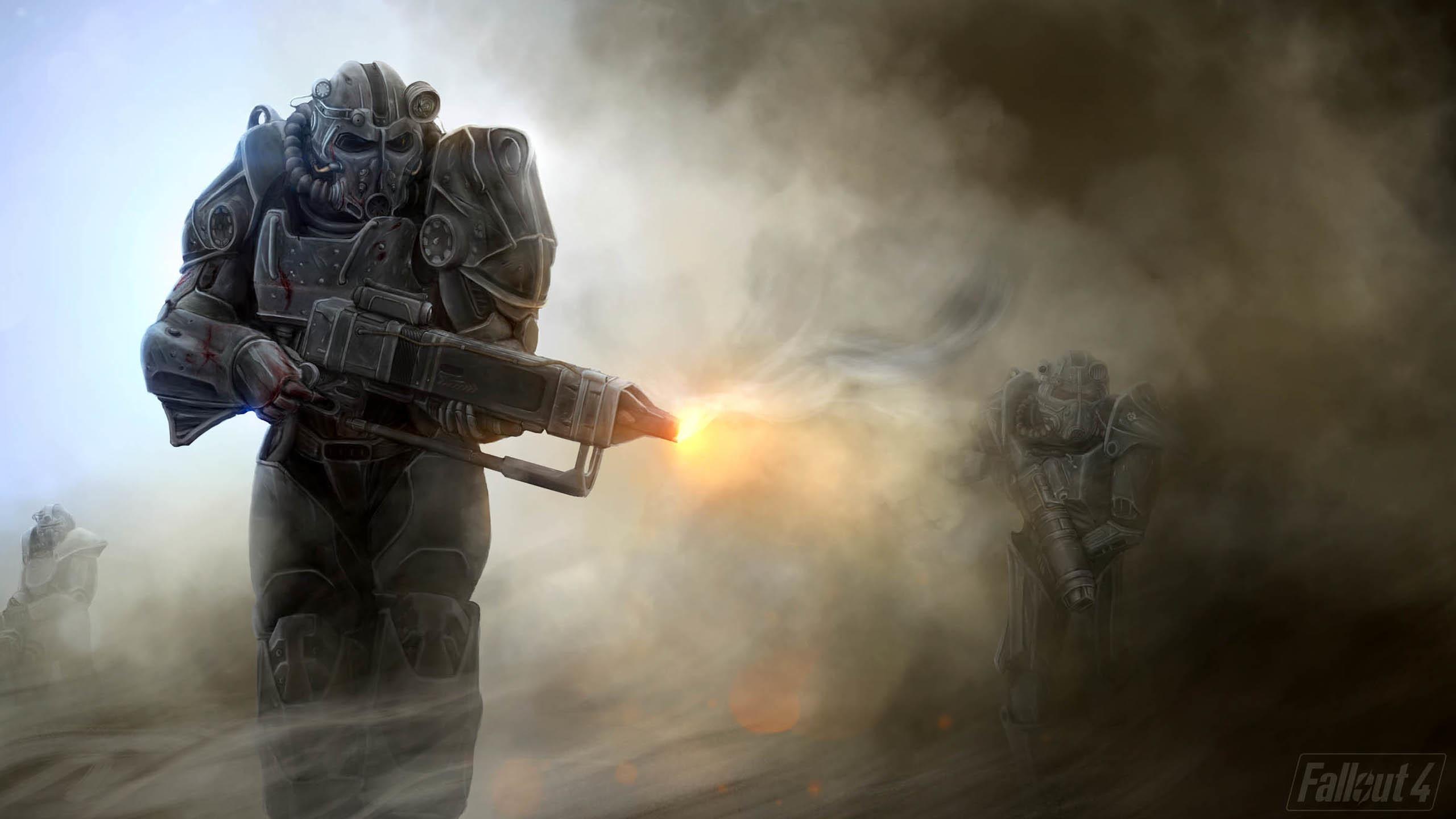 Fallout 4 Concept Art wallpaper