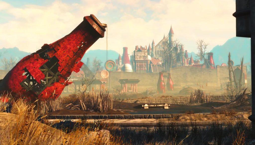 Fallout 4 Nuka World Wallpaper HD 09460