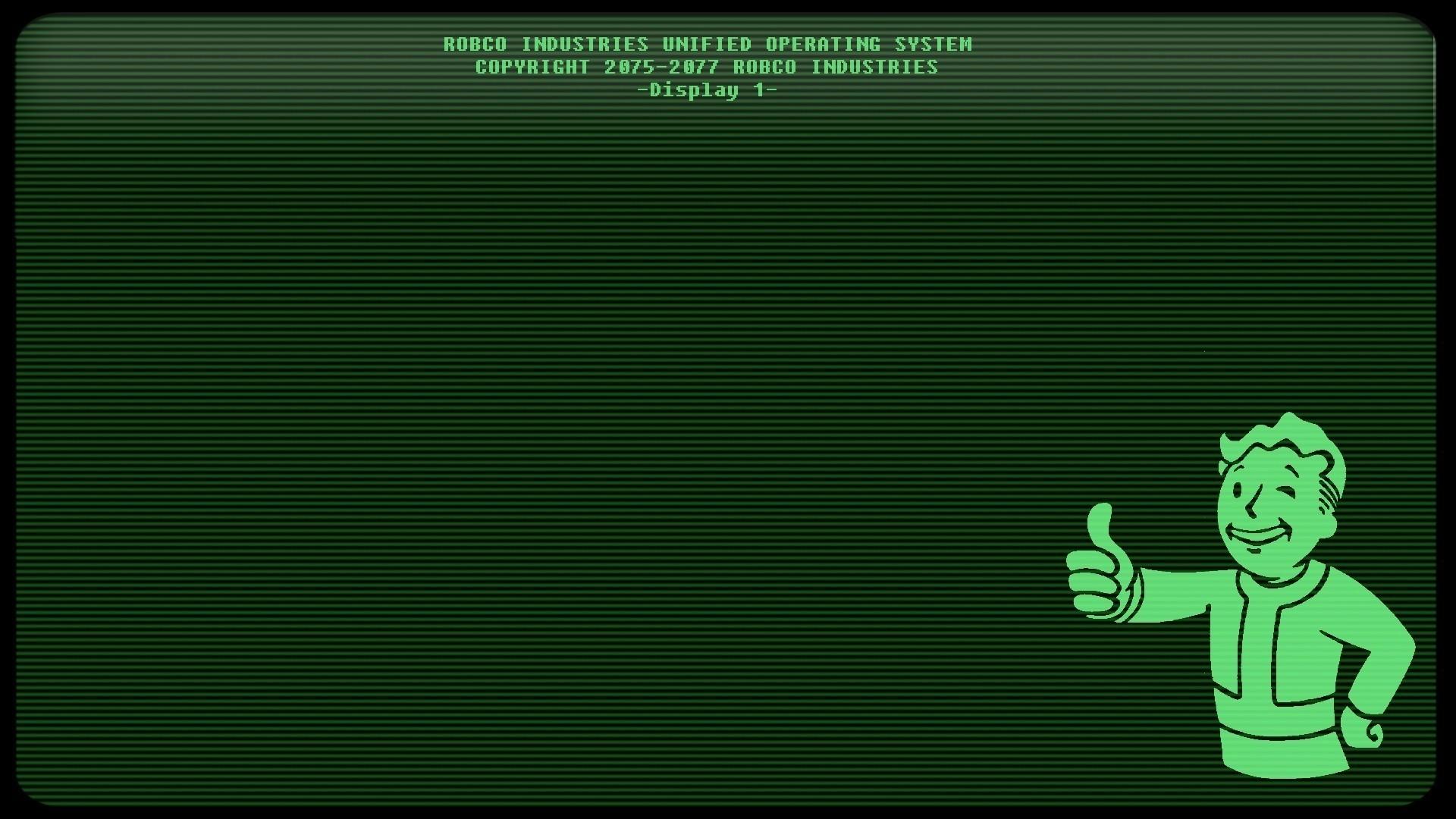 Fallout 4 – Обои для рабочего стола [1920×1080]