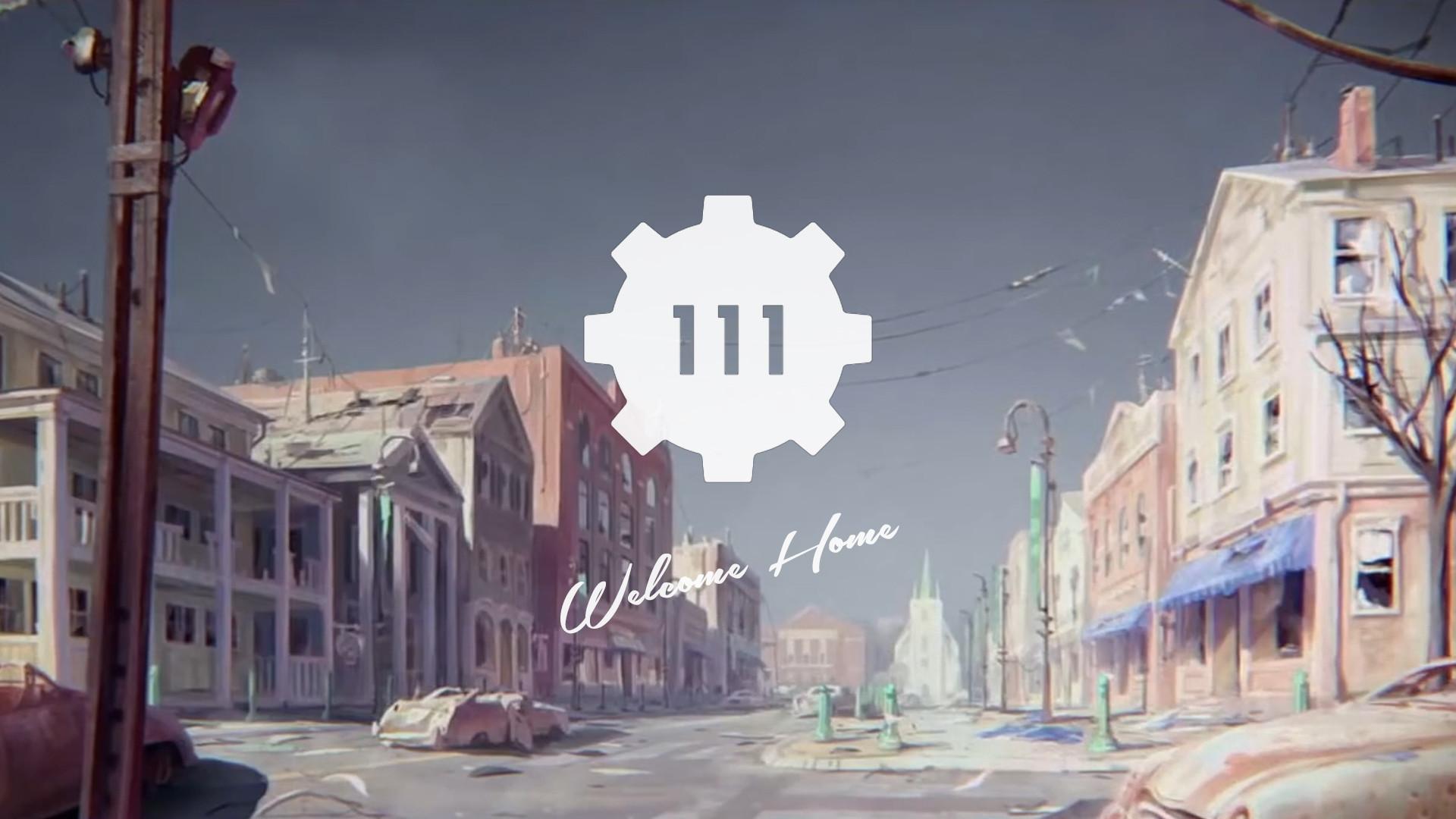 Fallout 4 custom concept art wallpaper