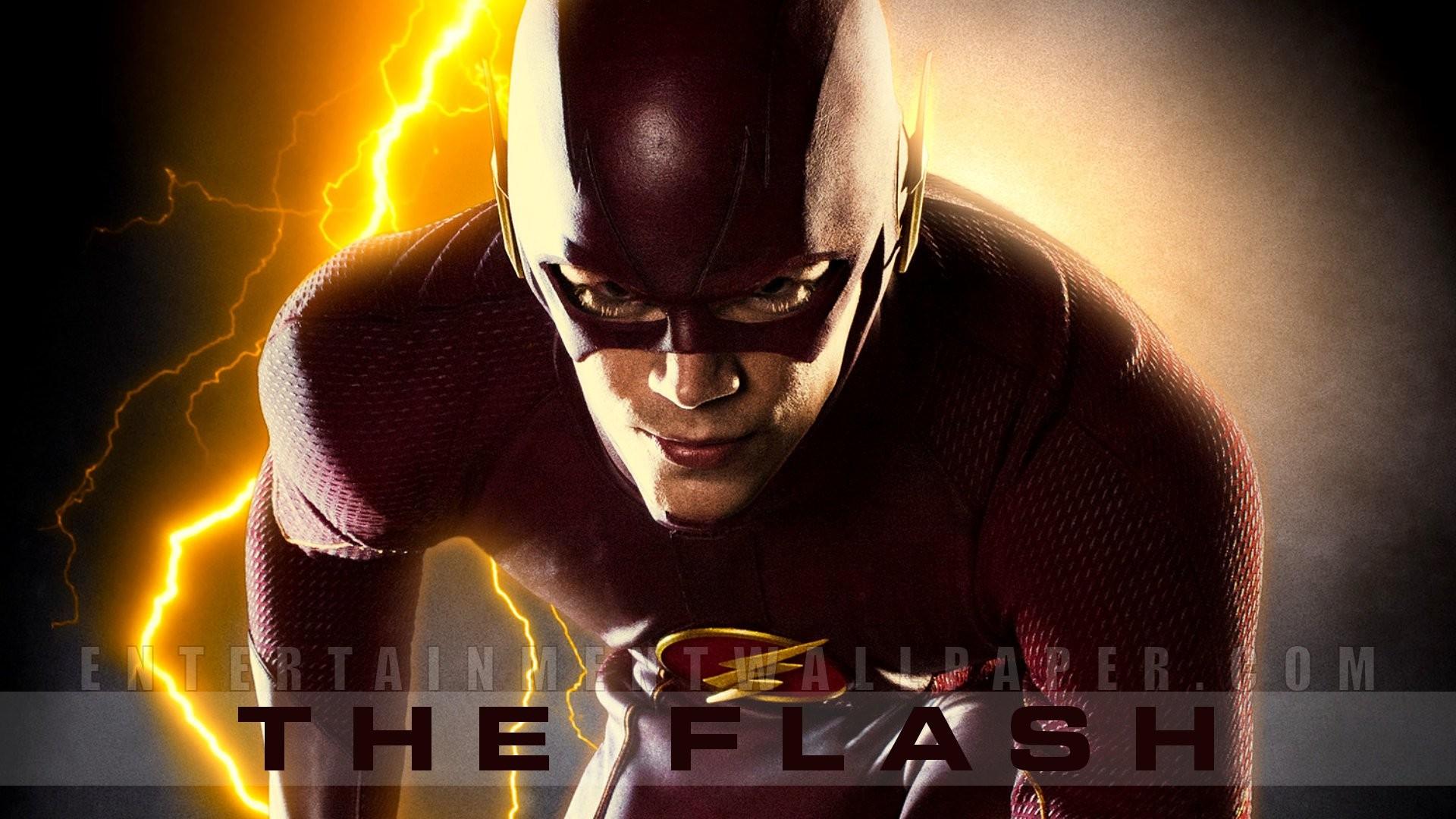 24. The Flash Wallpaper
