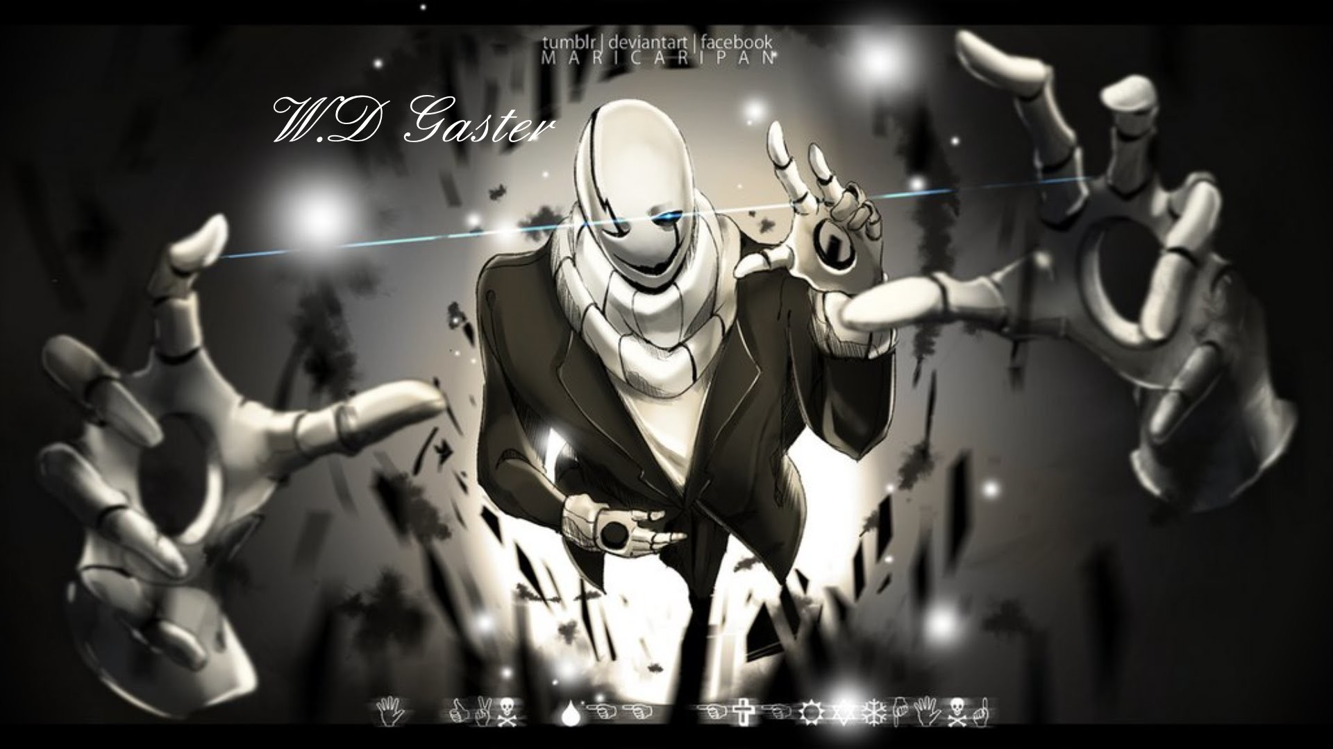 [W.D Gaster] – YouTube