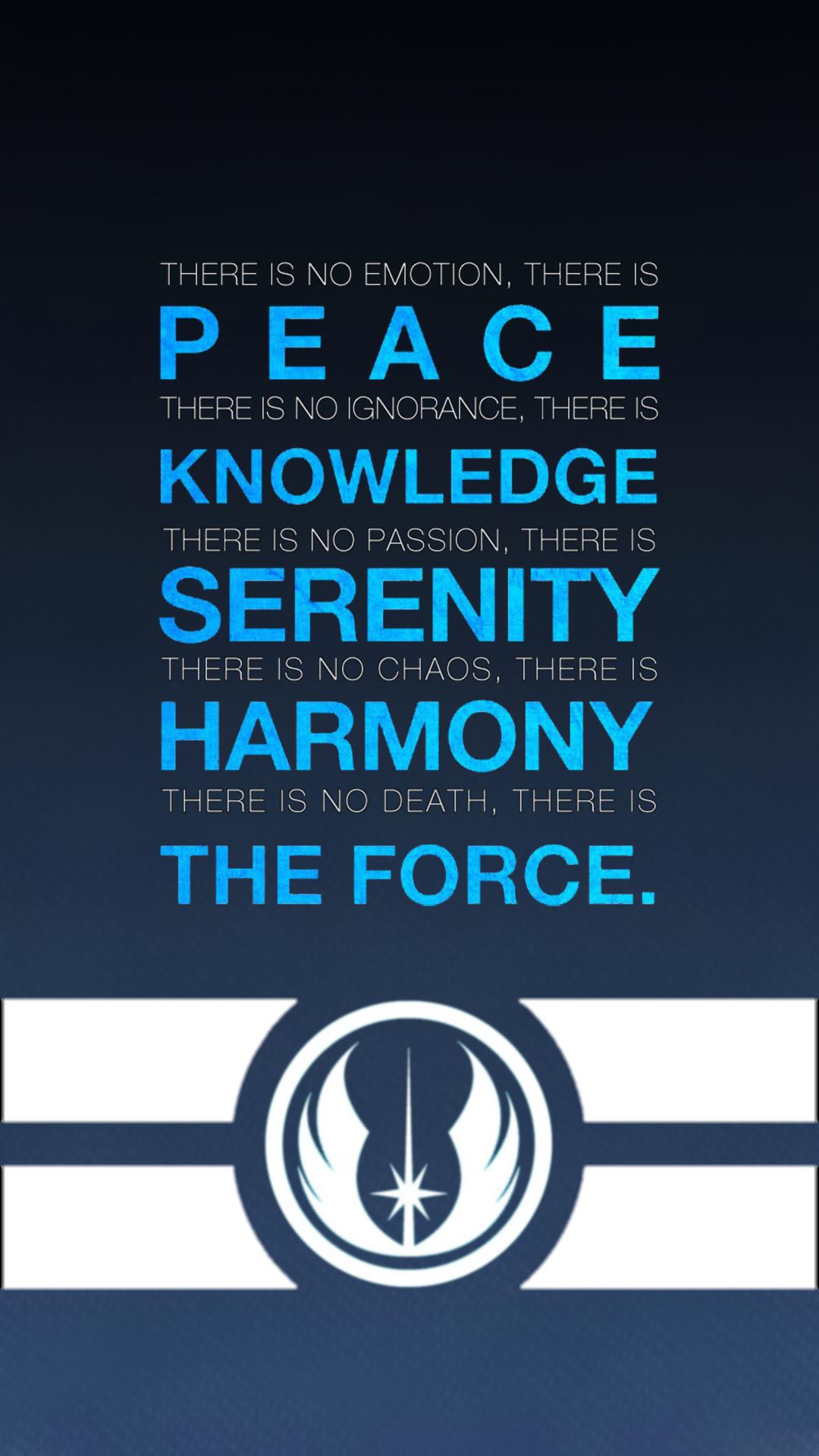 Jedi background