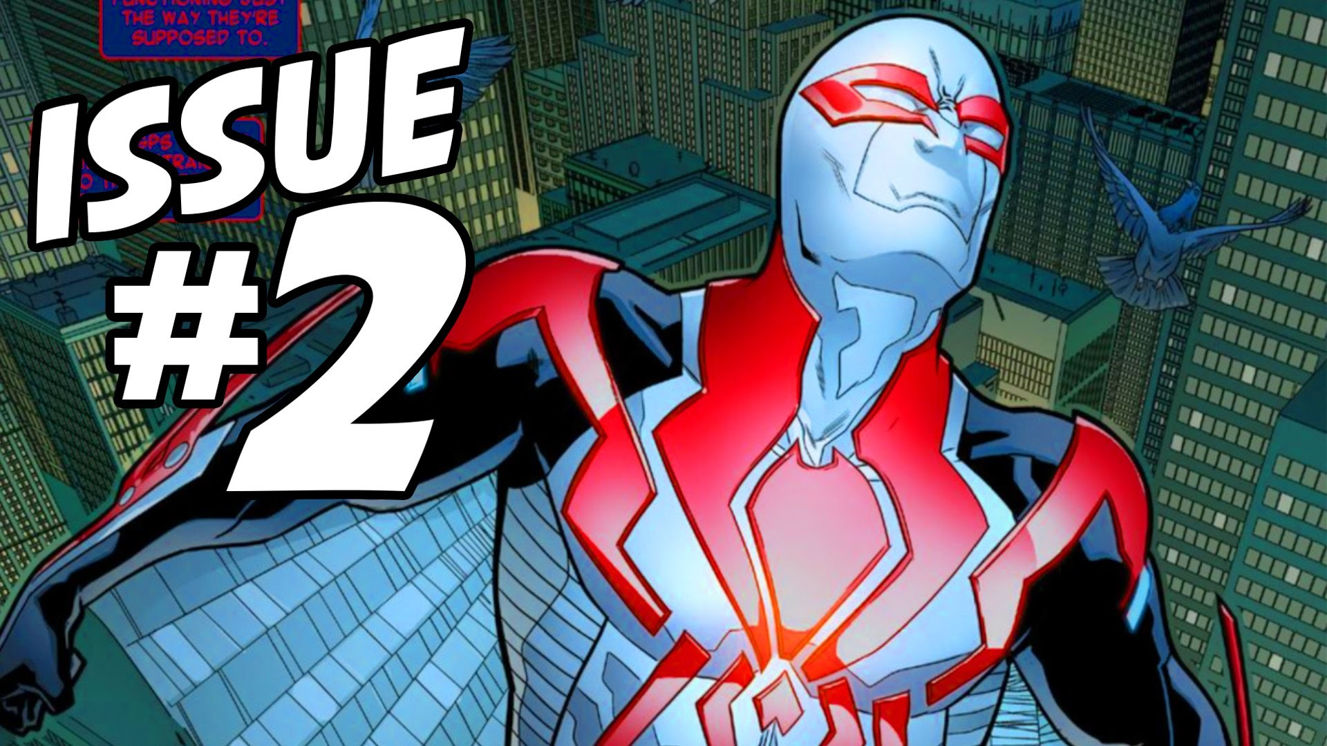 Spider-Man 2099 (All-New All-Different) Issue #2 Full Comic Review! (2015)  – YouTube