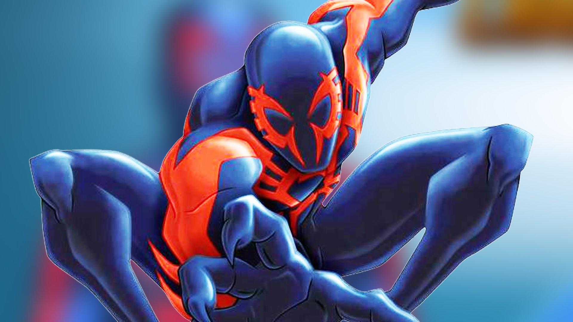 Marvel: Avengers Academy – 5-Star Spider-Man 2099 Rank Up!