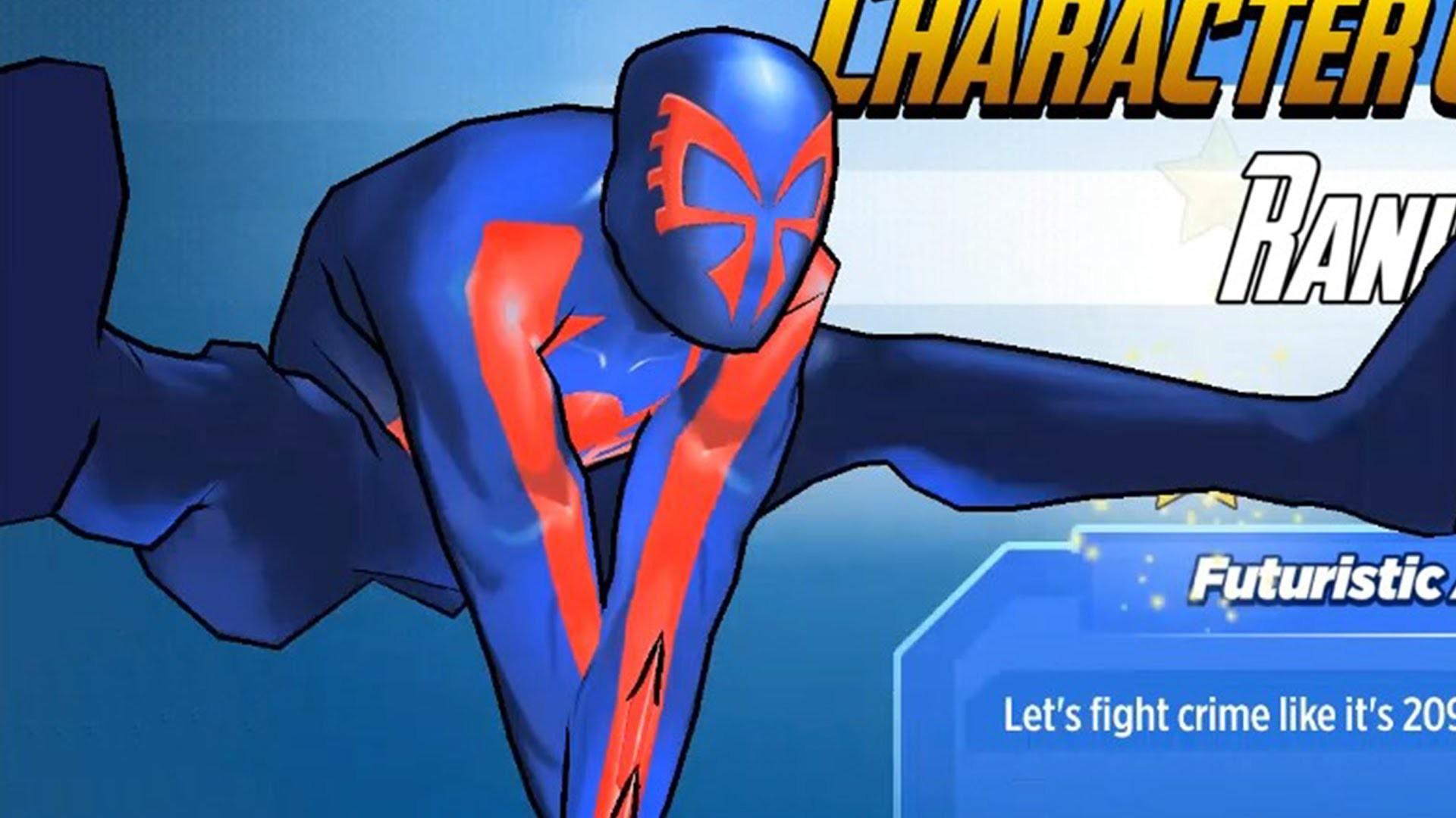 Spider-Man 2099 | Marvel Avengers Academy