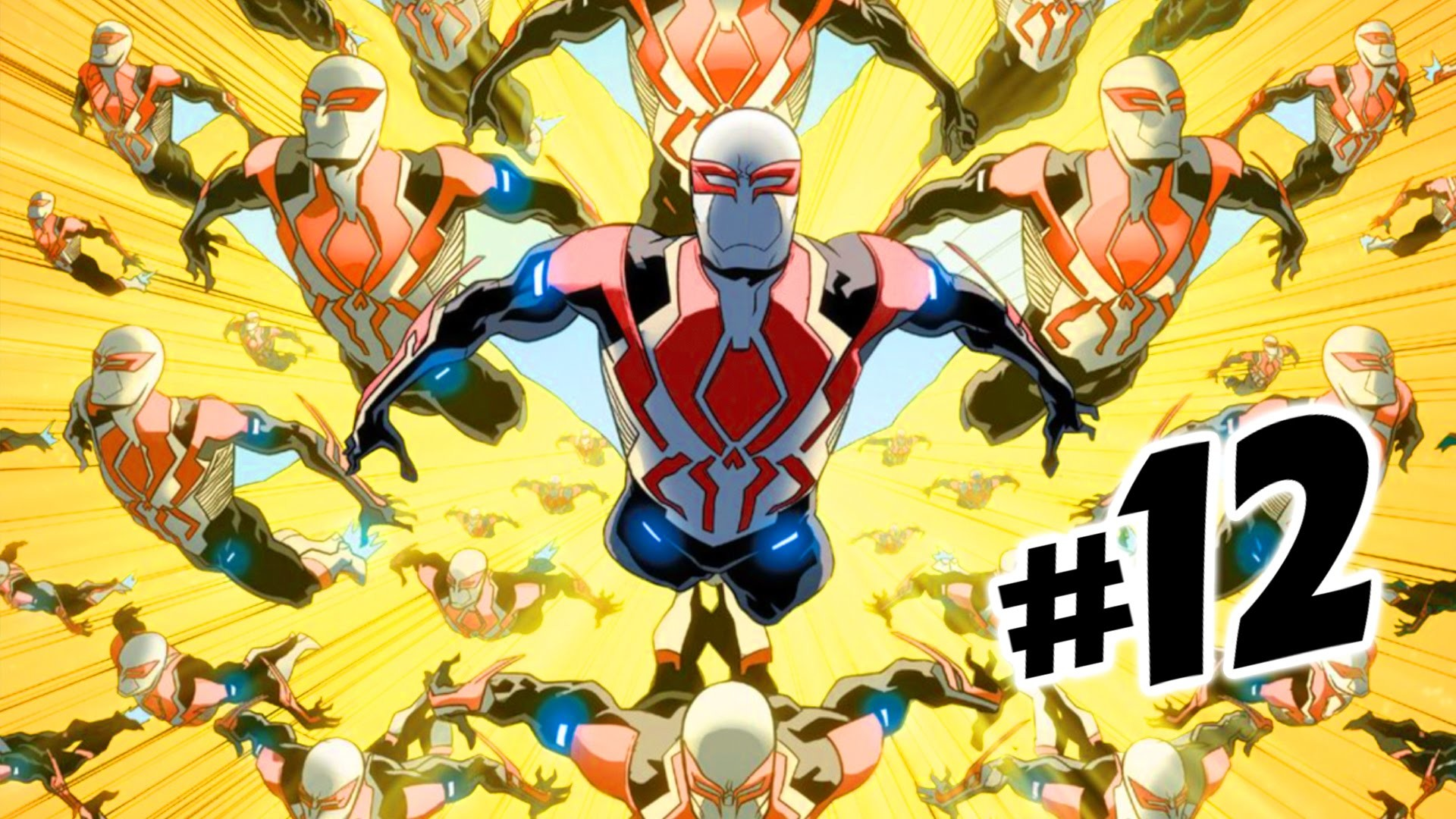 Spider-Man 2099 (All-New All-Different) Issue #12 Full Comic Review! (2016)  – YouTube