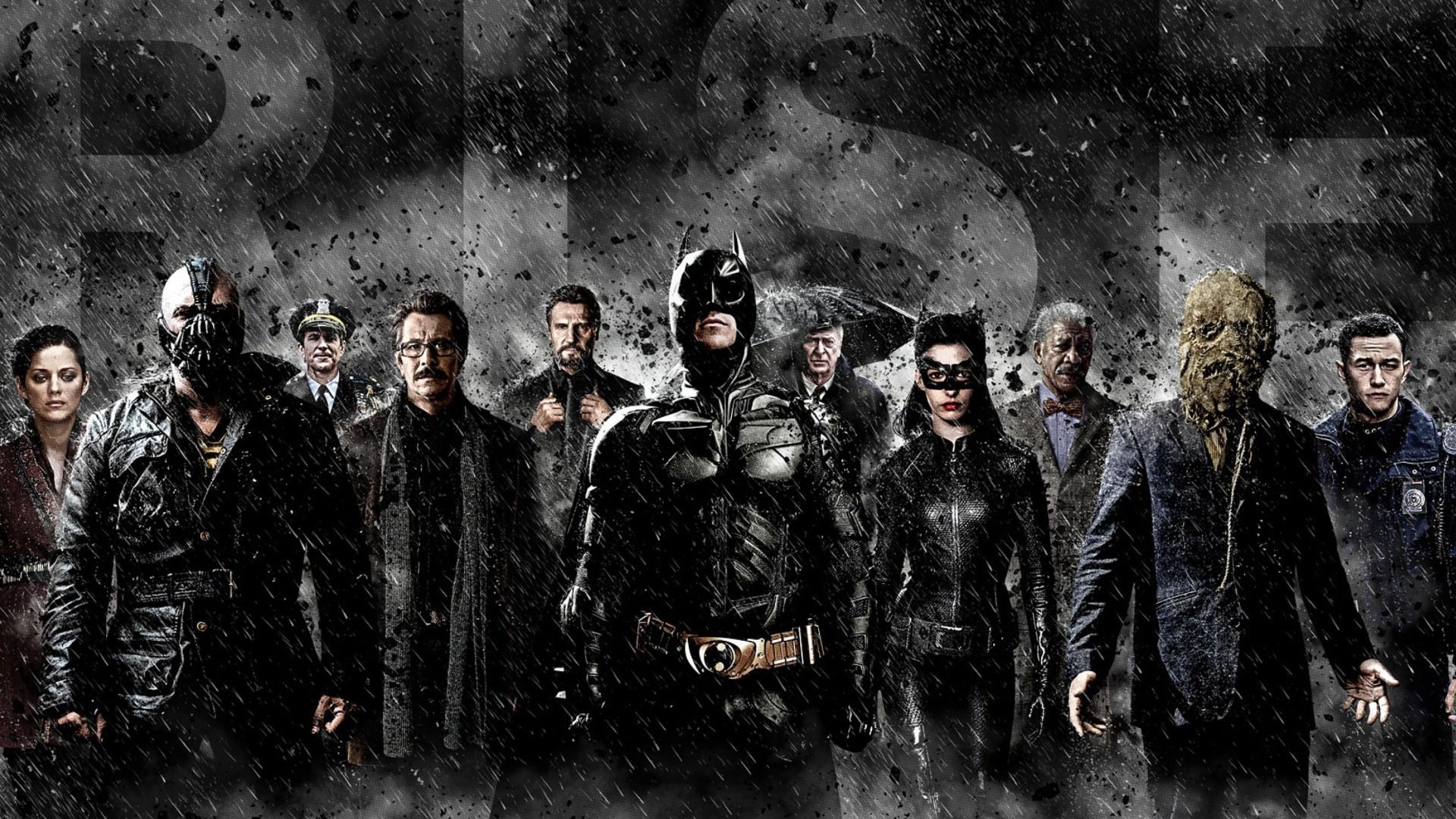 Batman Trilogy wallpaperwallpaper screensaver .