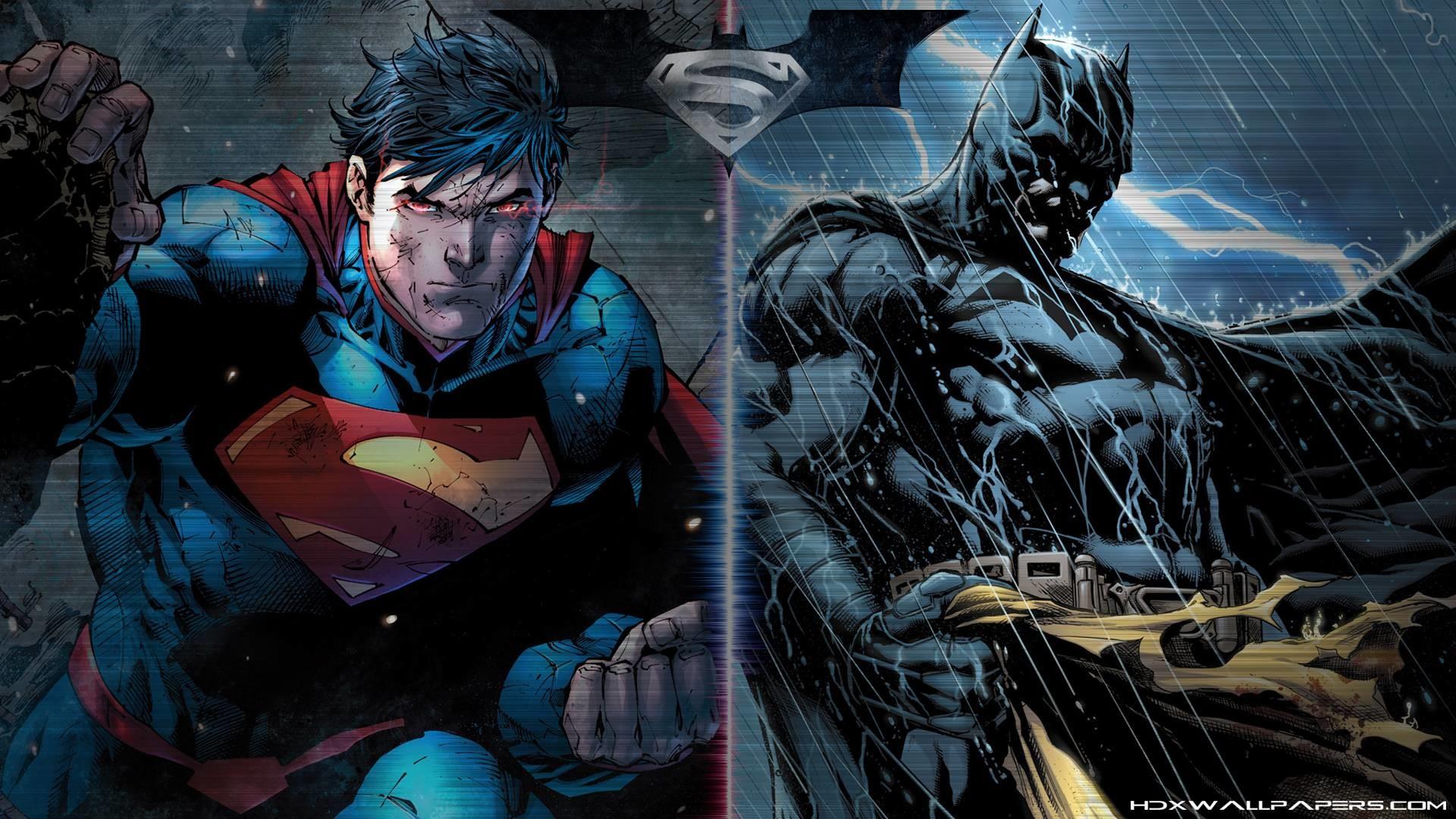 Wallpapers For > Batman Vs Superman 2015 Wallpaper