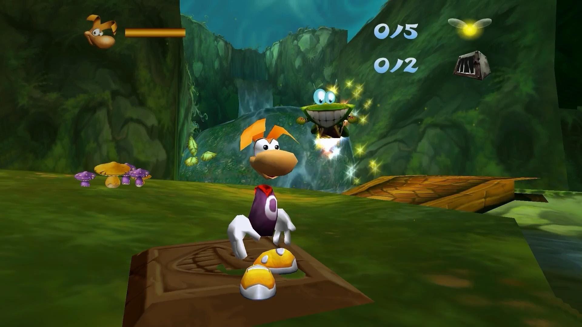 nullDC Emulator 1.0.4 | Rayman 2: The Great Escape [1080p HD] | Sega  Dreamcast – YouTube