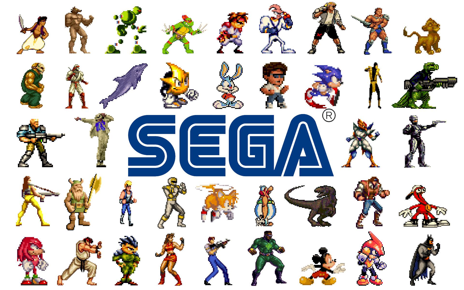 Sega dreamcast 10th anniversary | Sega Wallpapers 0 HTML code. 31PM // 19  notes