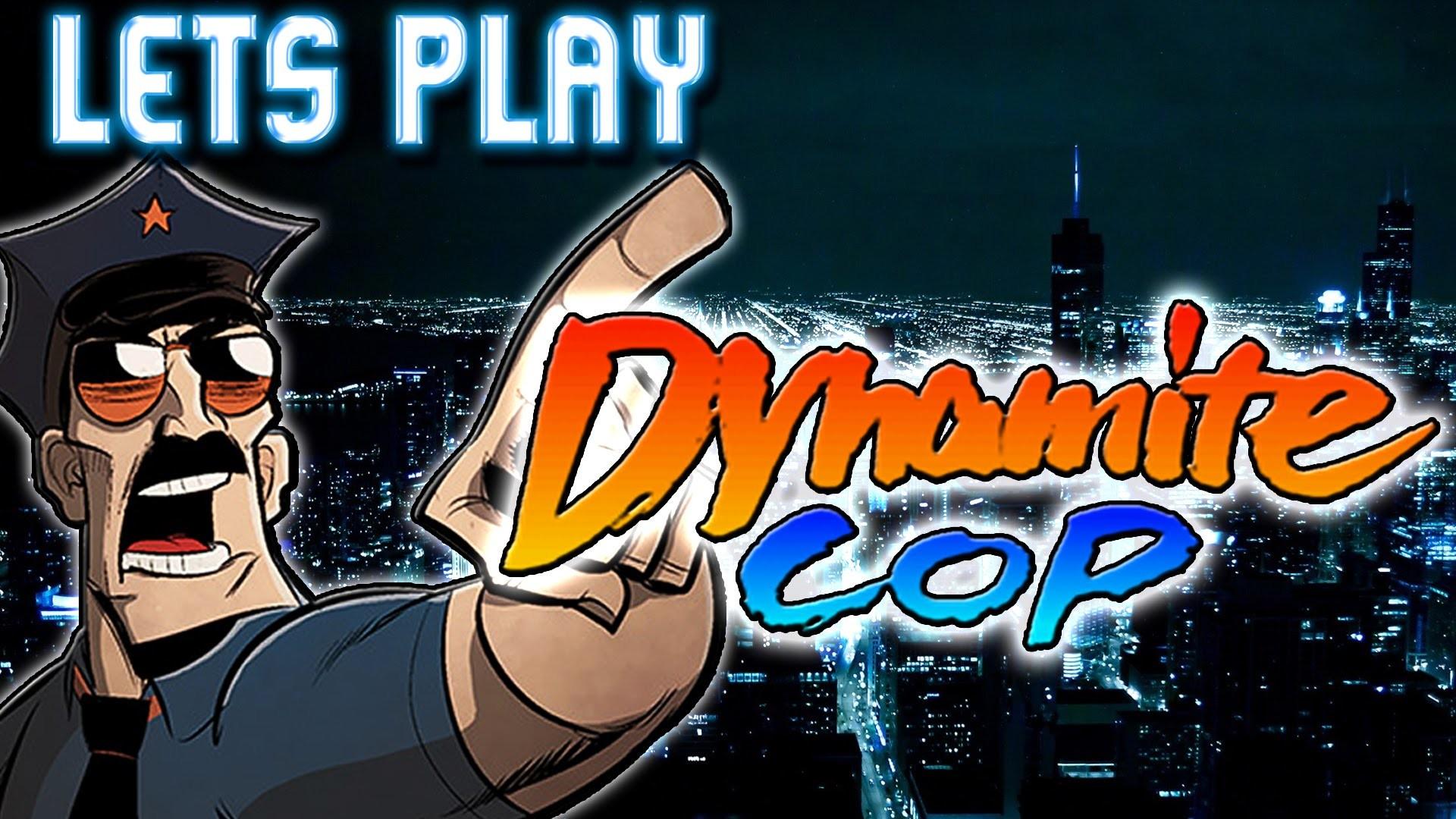 Let's Play – Dynamite Cop – Sega Dreamcast