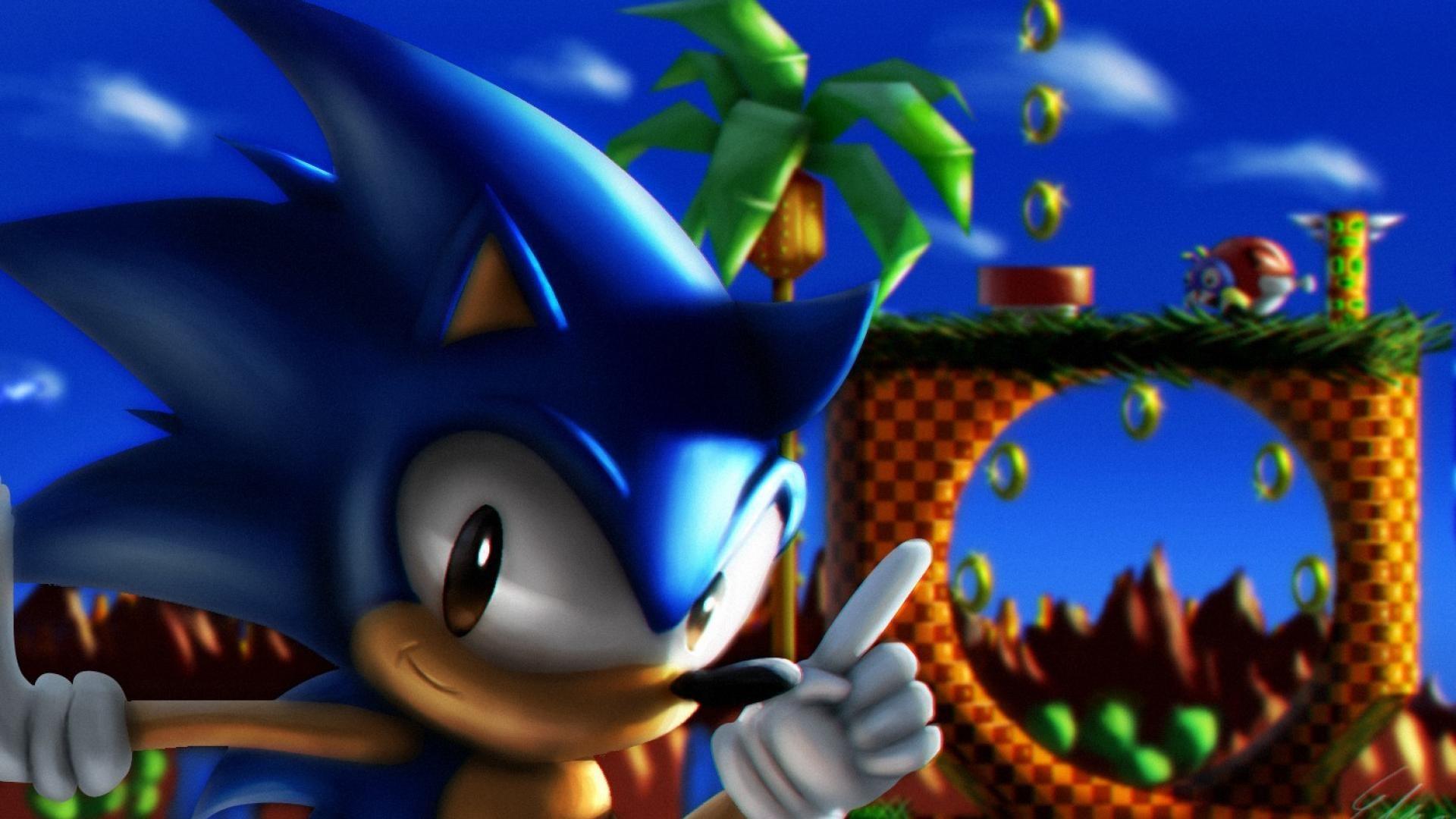 The hedgehog video games sega entertainment default wallpaper .