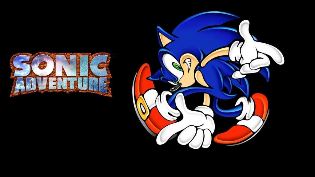 Images For > Sonic Adventure 2 Wallpaper 1920×1080