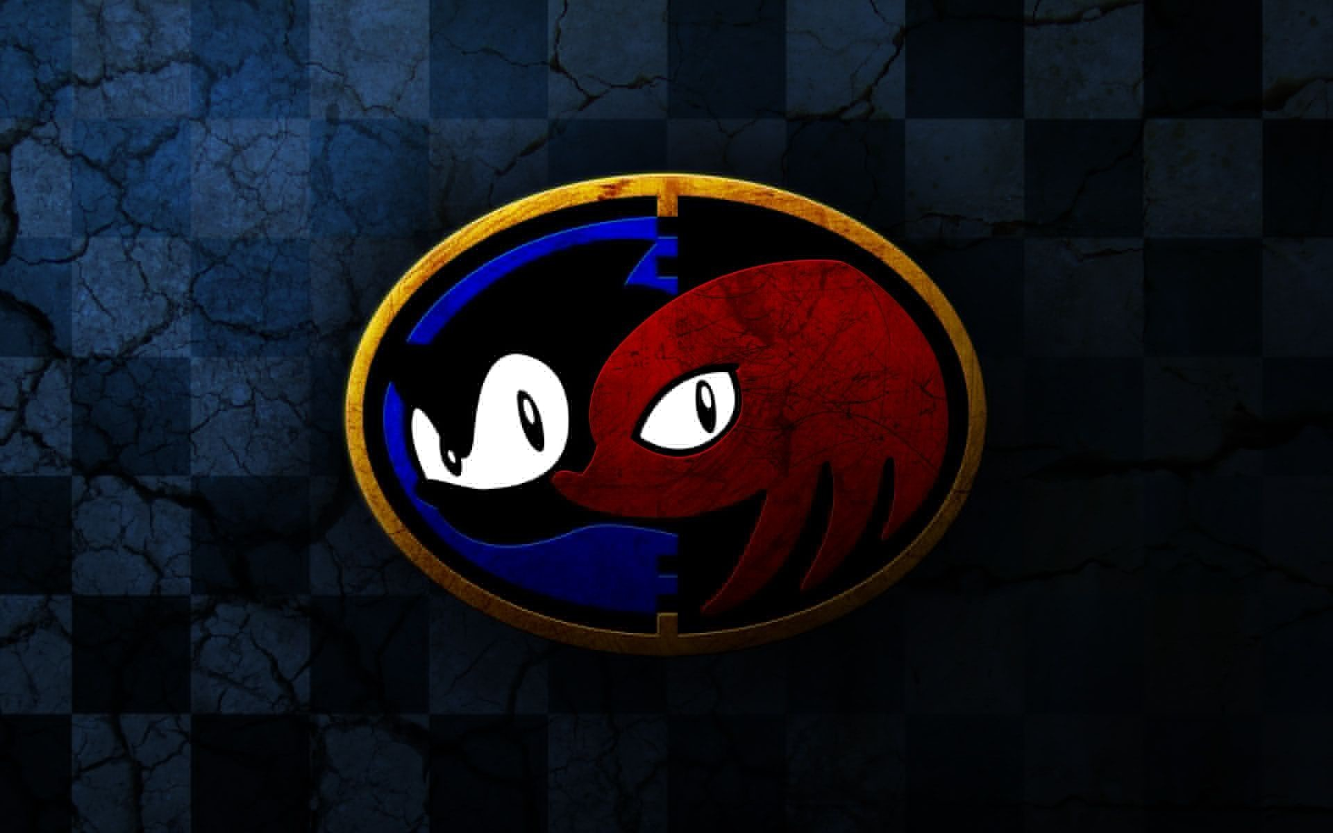 Sonic the hedgehog video games sega entertainment knuckles the .