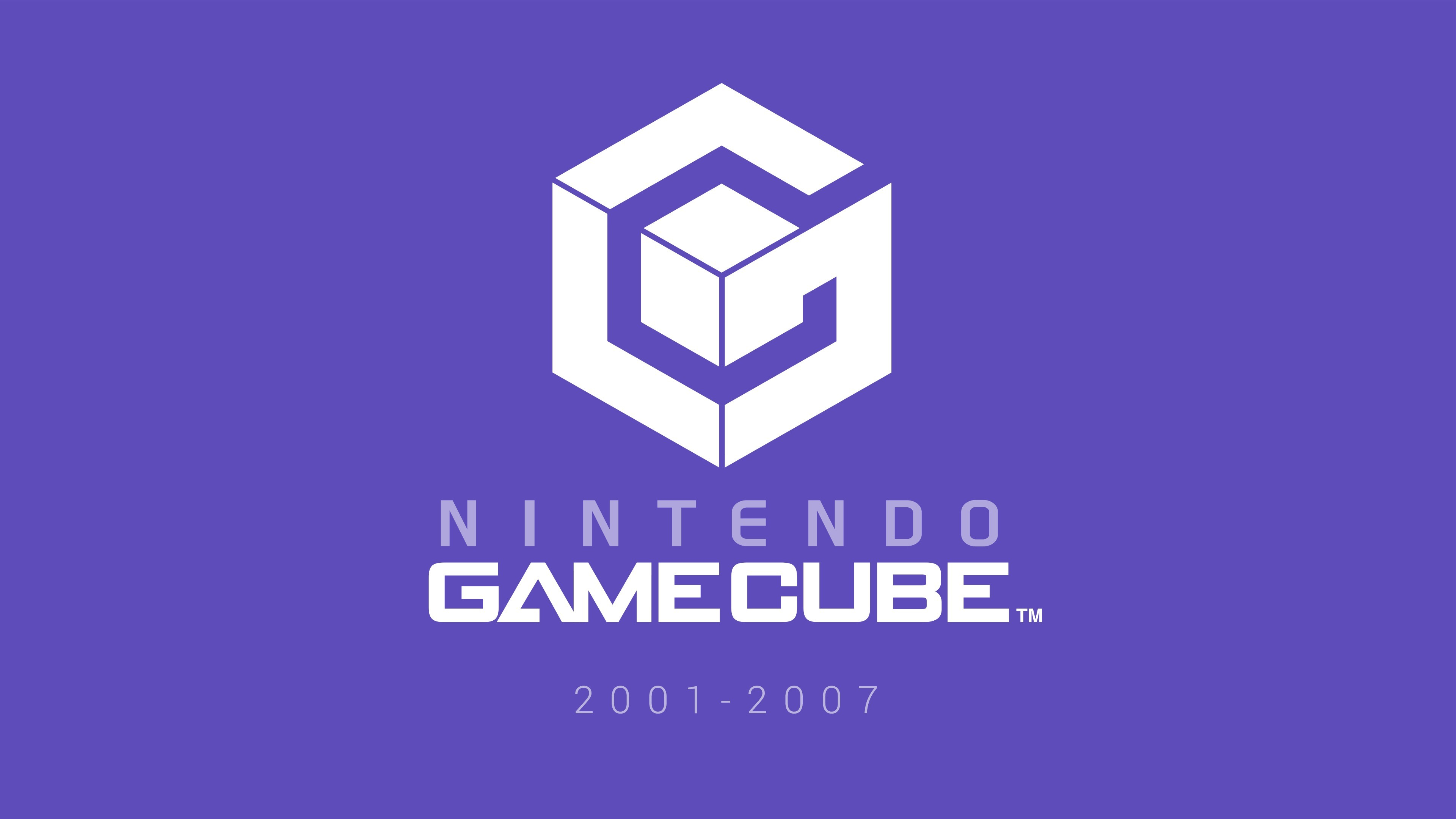 GameCube, Video Games, Nintendo, Logo