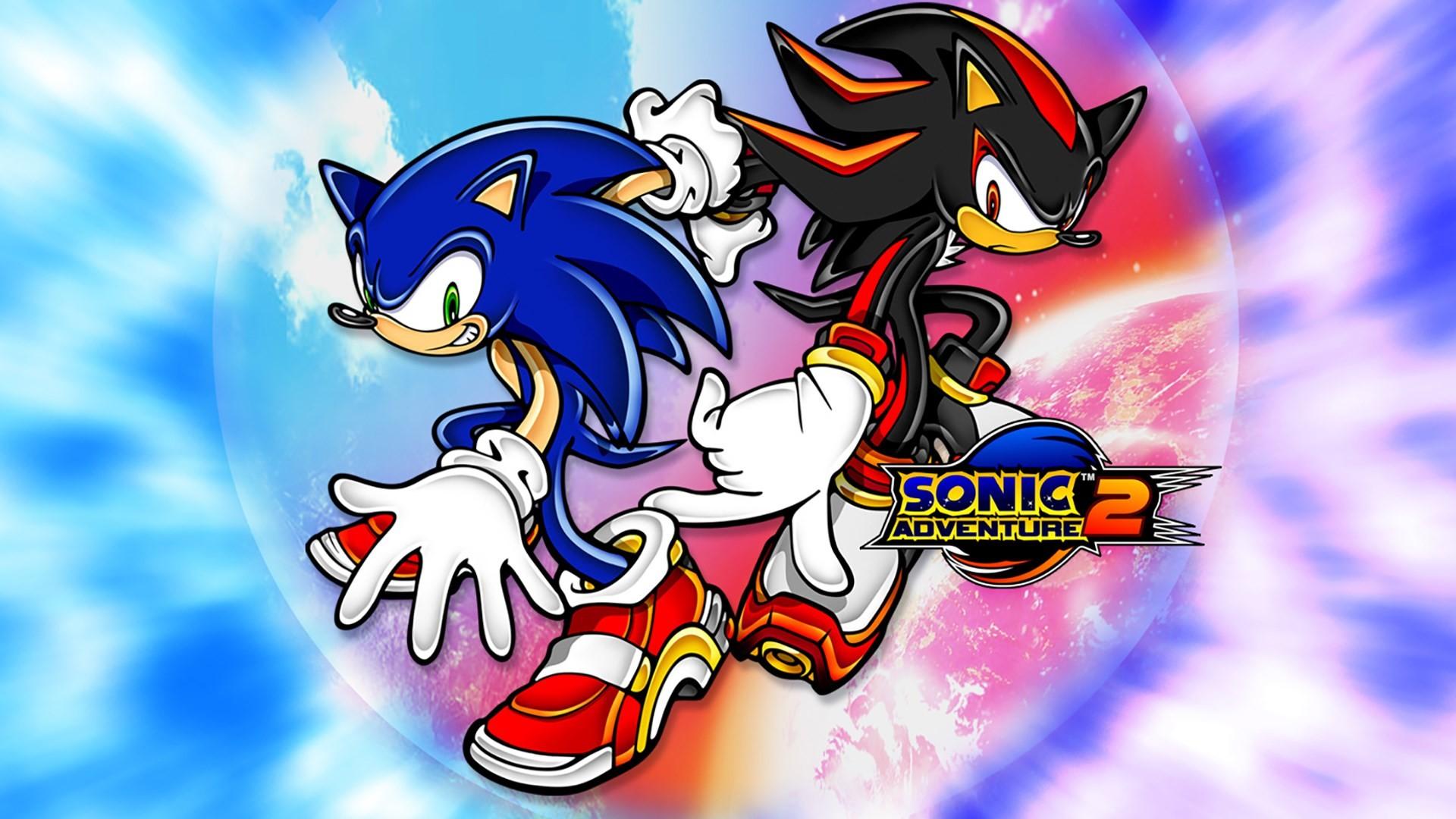1302444, widescreen wallpaper Sonic Adventure 2 · Sonic AdventureWidescreen WallpaperSega  Dreamcast