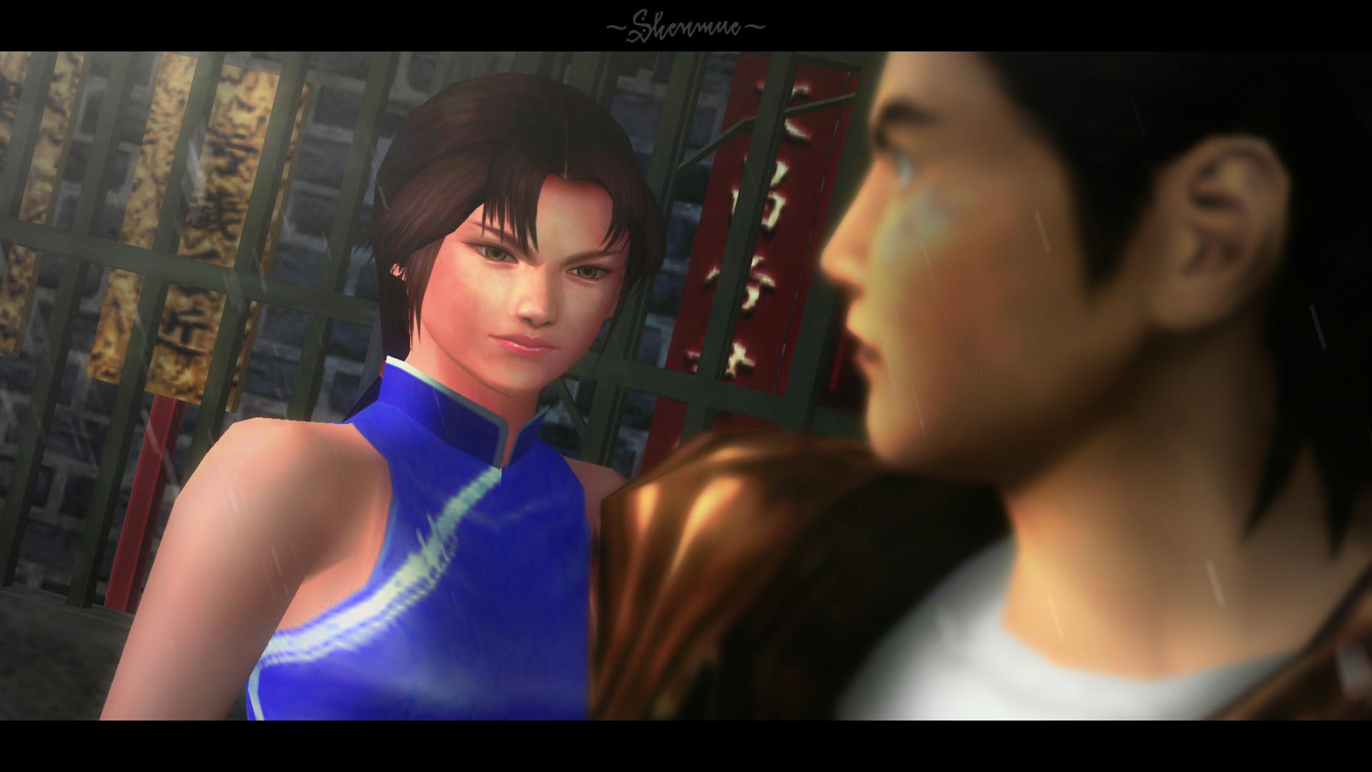 shenmue, Sega, Dreamcast, Video Games