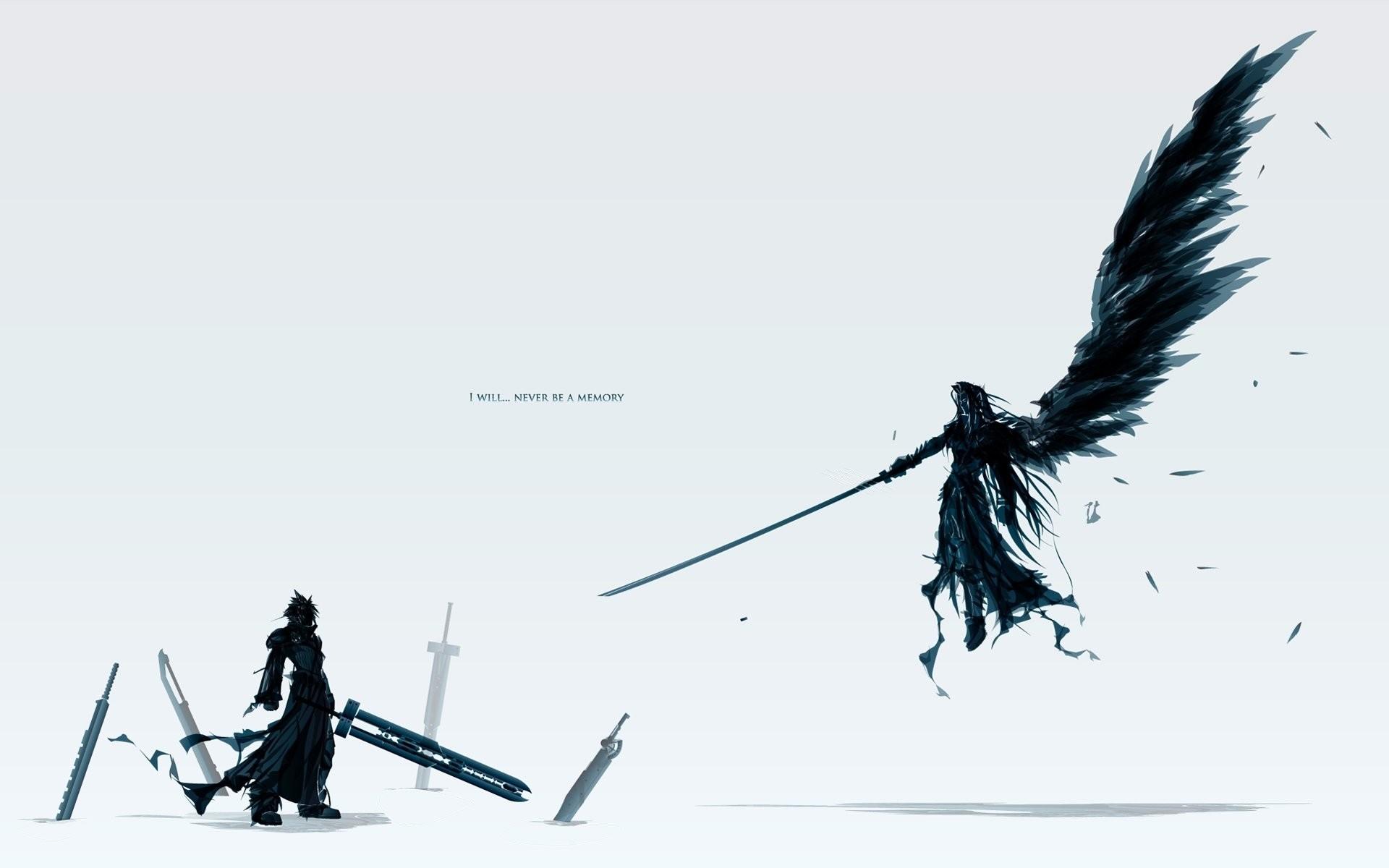 Final Fantasy Cloud Vs Sephiroth